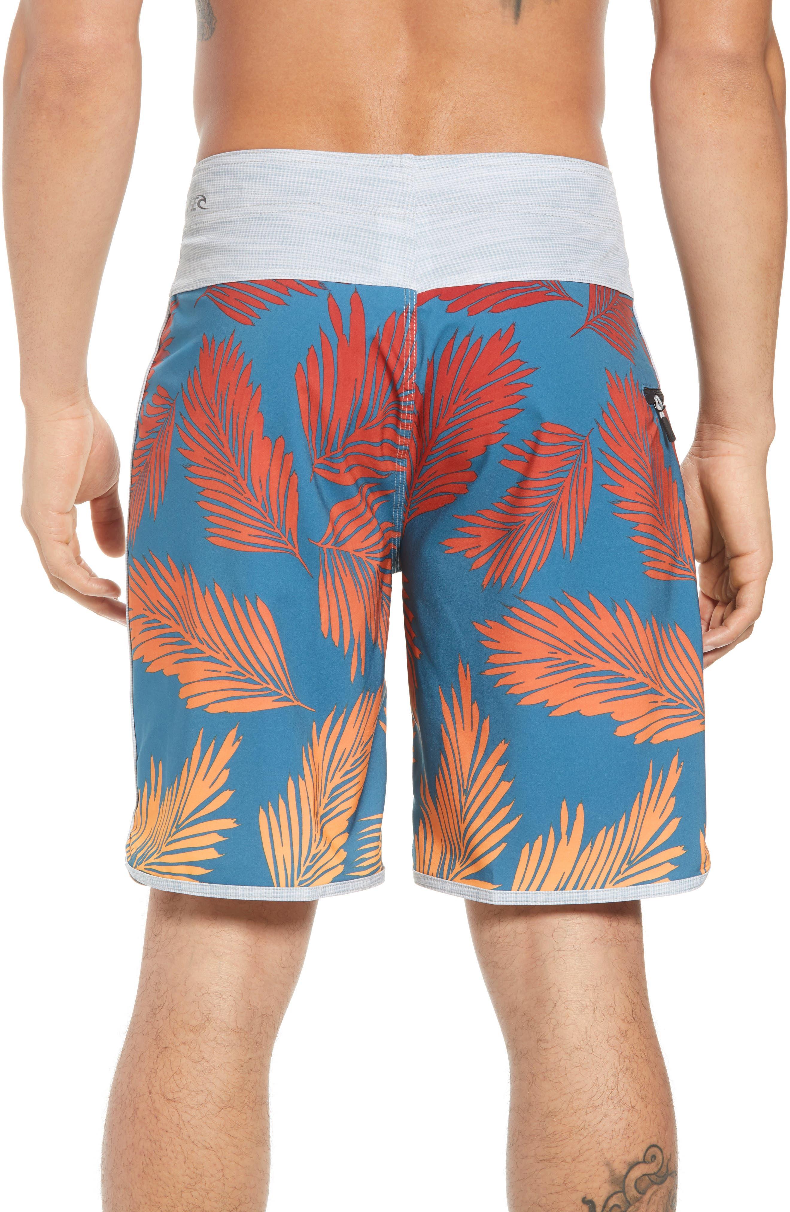 Mirage Mason Rockies Board Shorts,                             Alternate thumbnail 4, color,
