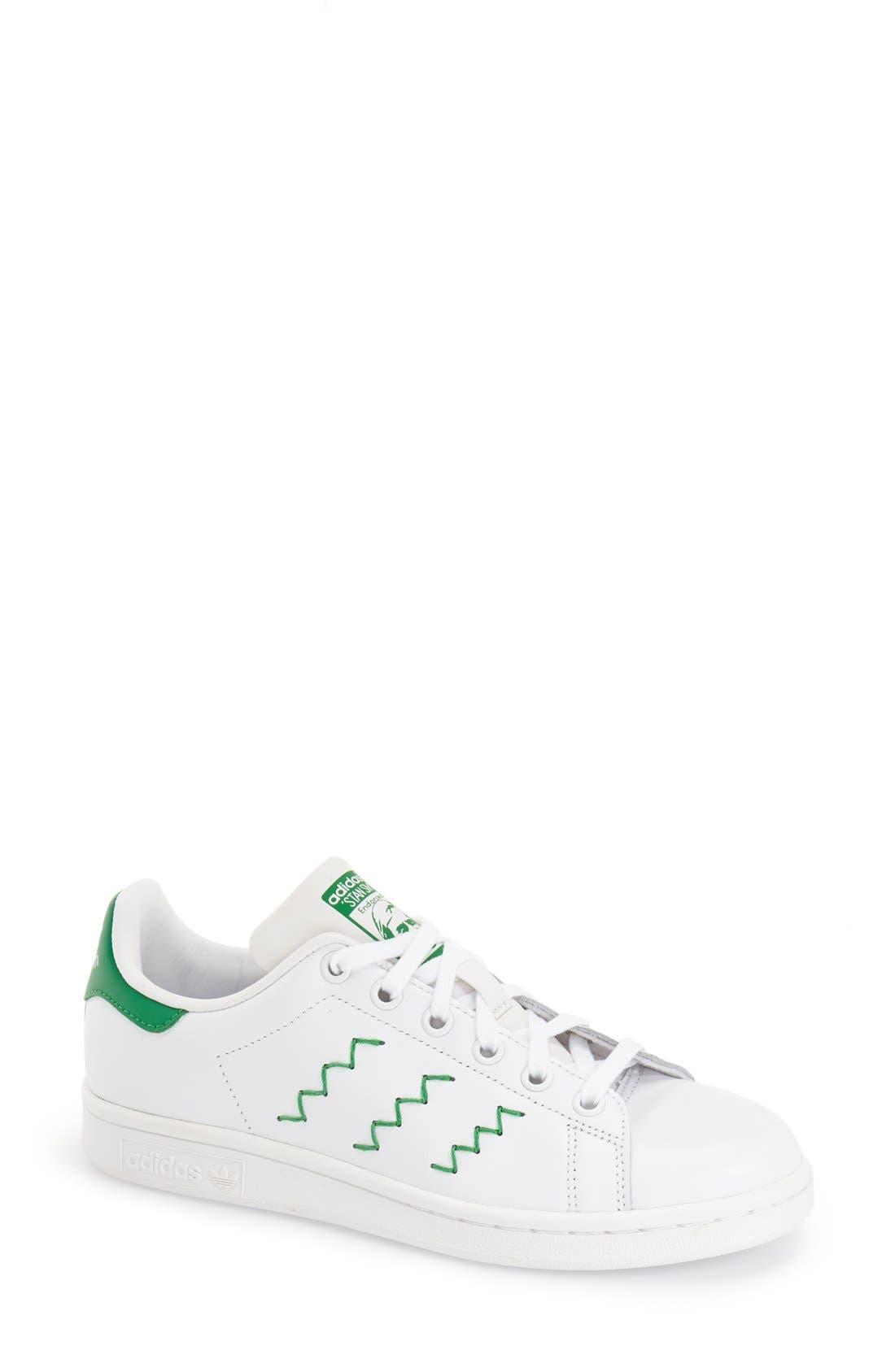 'Stan Smith' Sneaker,                             Main thumbnail 11, color,