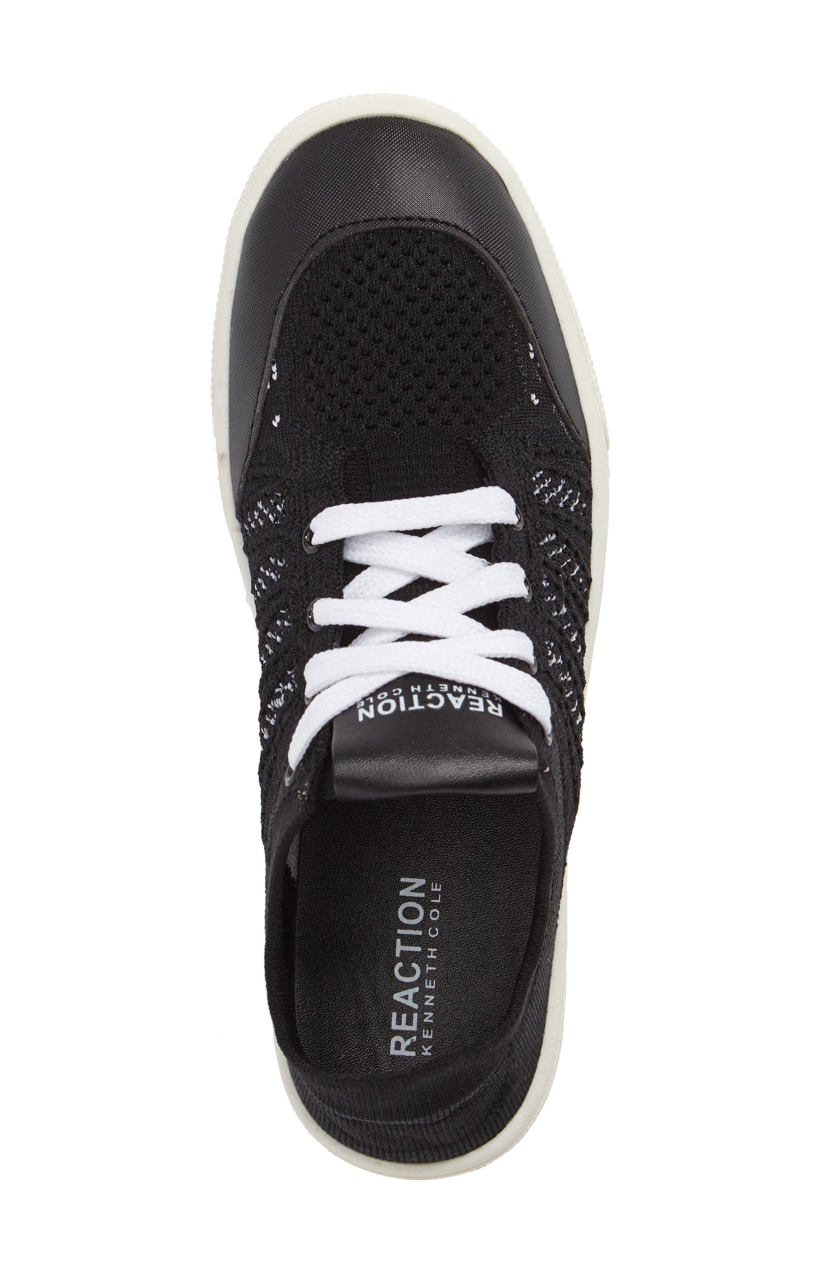 Kick Insight Woven Sneaker,                             Alternate thumbnail 5, color,                             001
