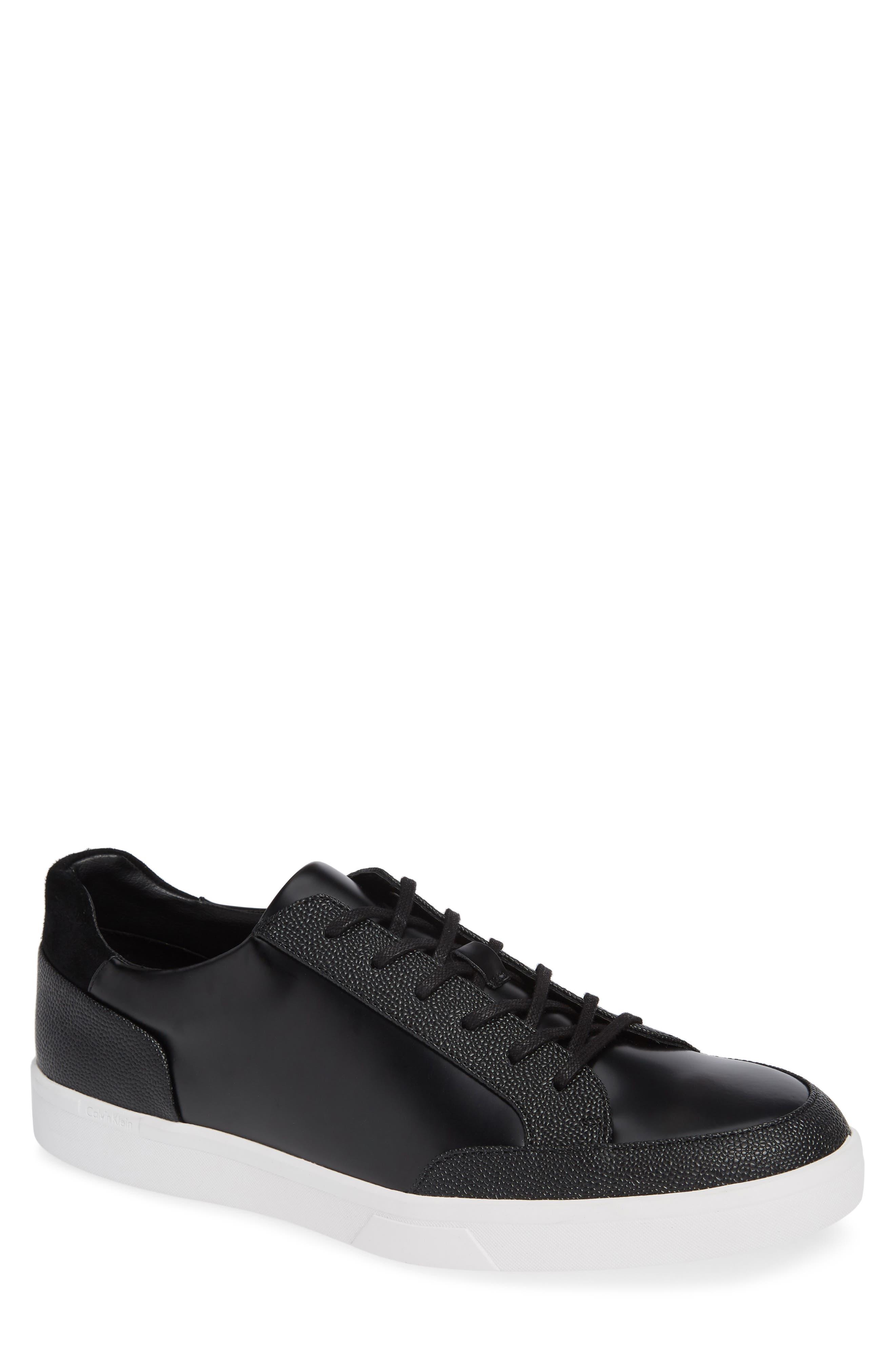 CALVIN KLEIN Izar Sneaker, Main, color, 001