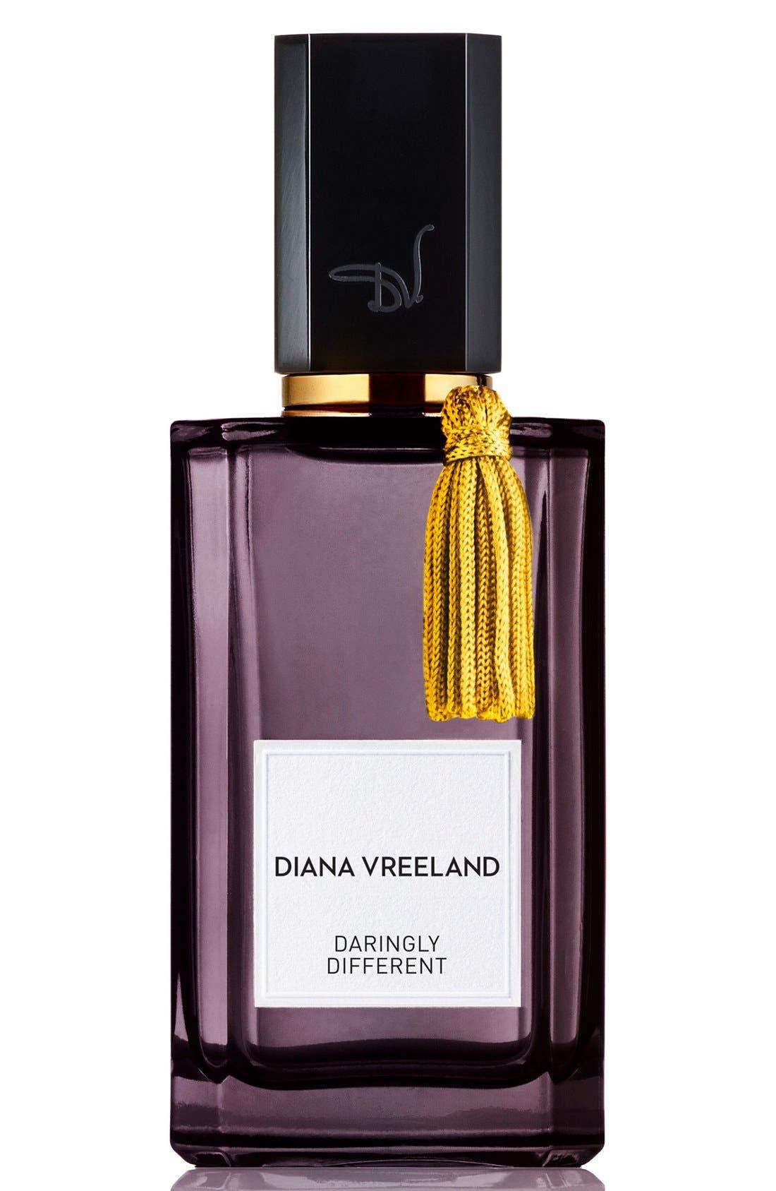 'Daringly Different' Eau de Parfum,                             Main thumbnail 1, color,                             000