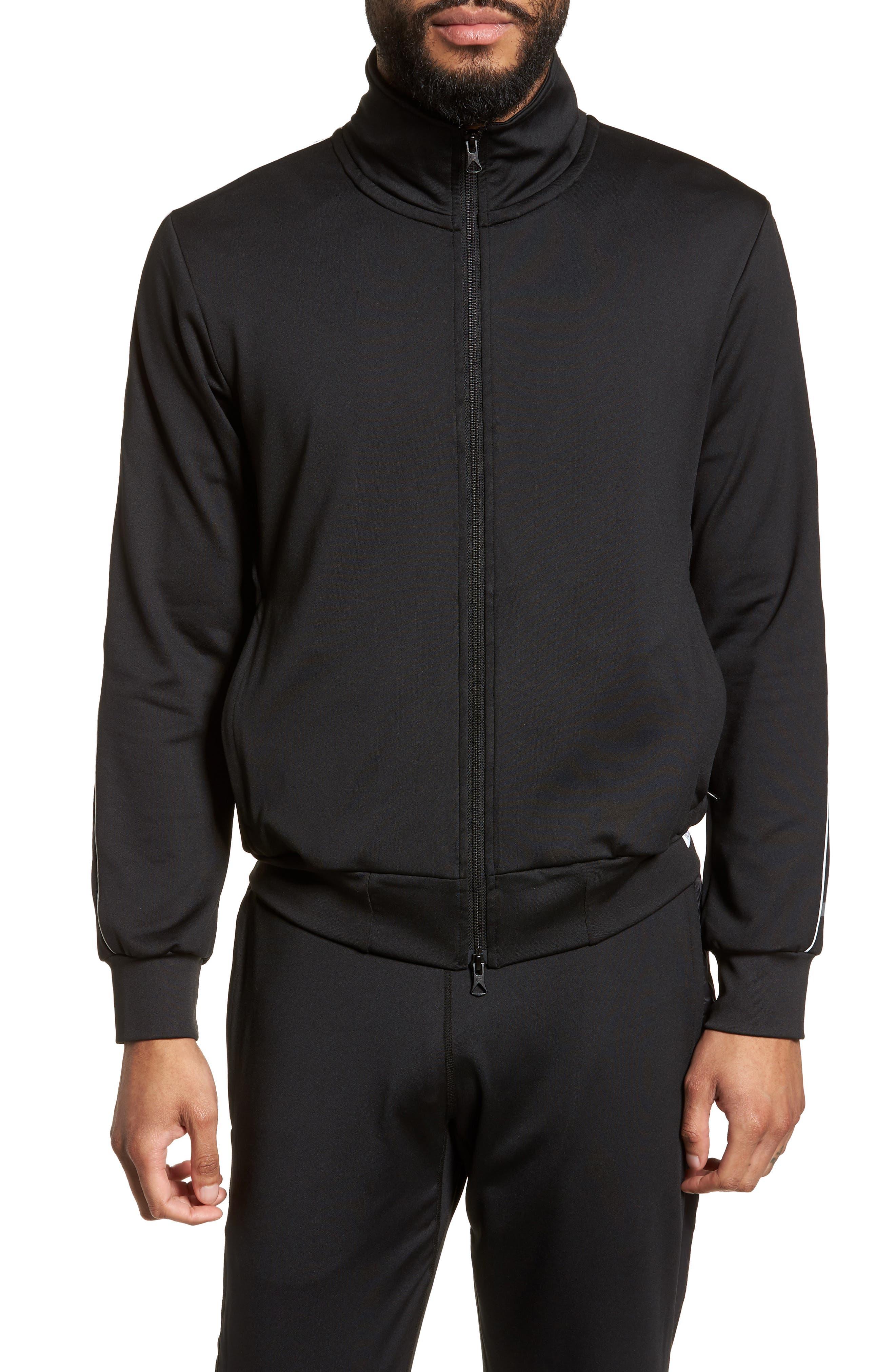 CoolMax<sup>®</sup> Track Jacket,                             Main thumbnail 1, color,                             001