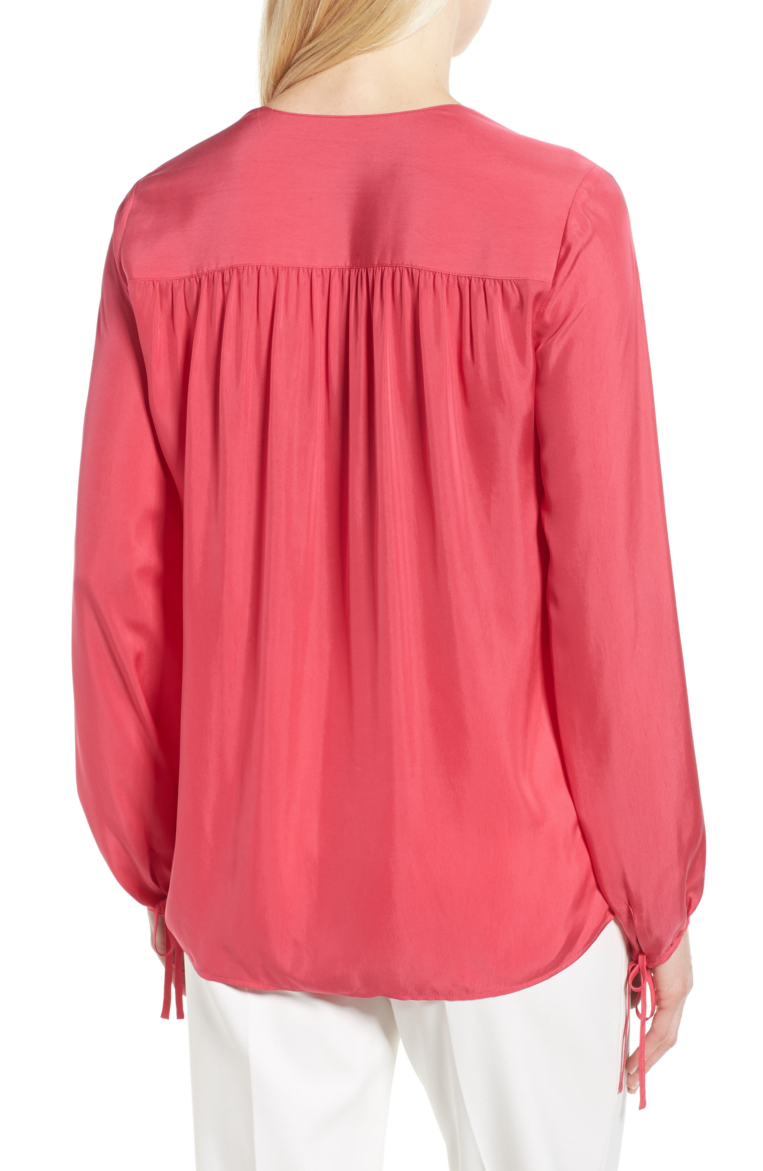 Rosalia Blouse,                             Alternate thumbnail 2, color,
