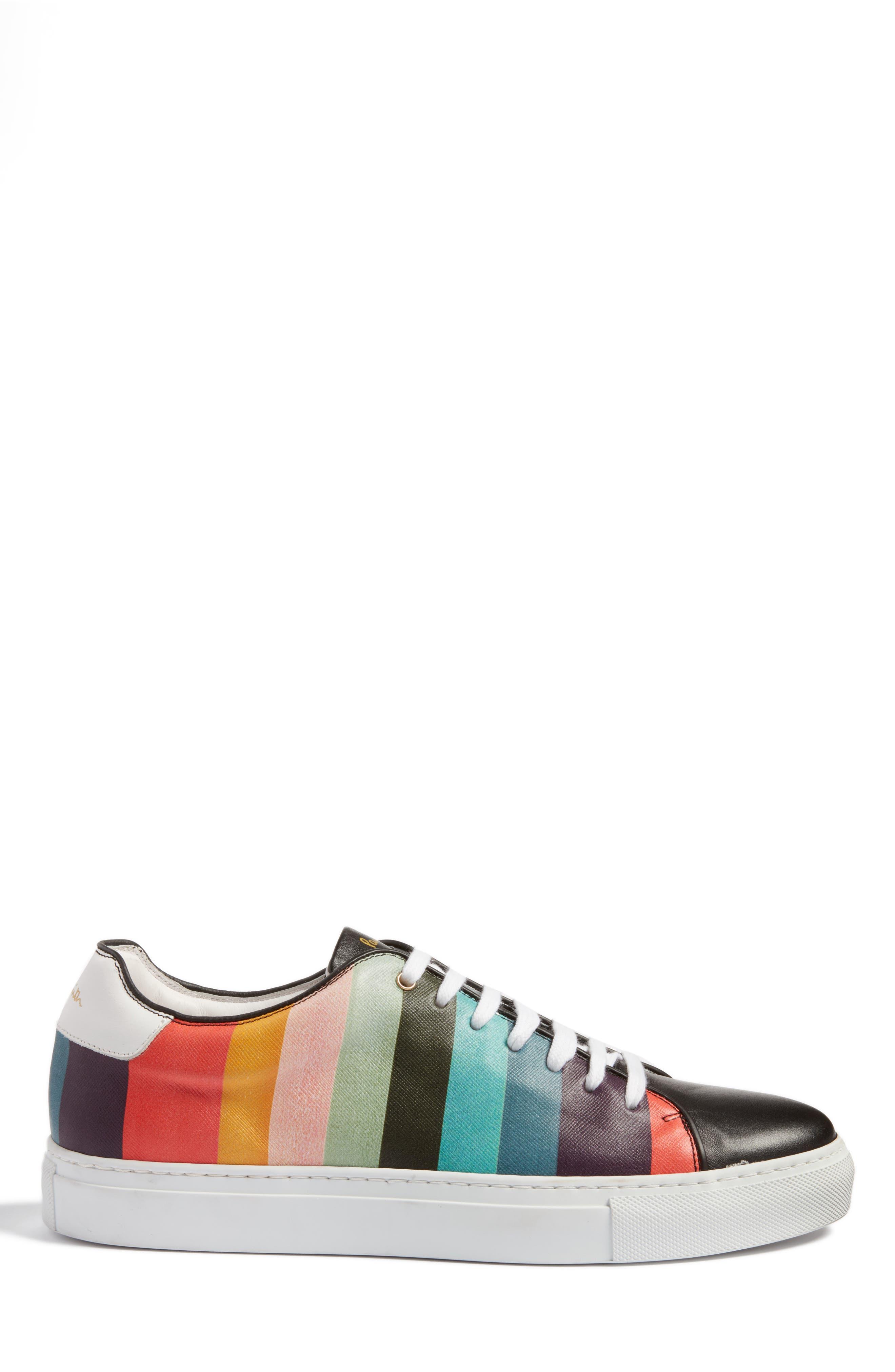 Basso Sneaker,                             Alternate thumbnail 3, color,                             001
