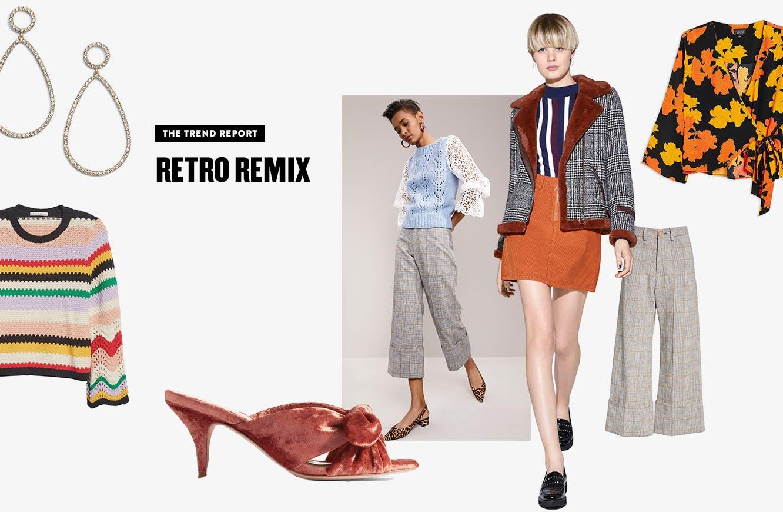 The Trend Report: retro remix.