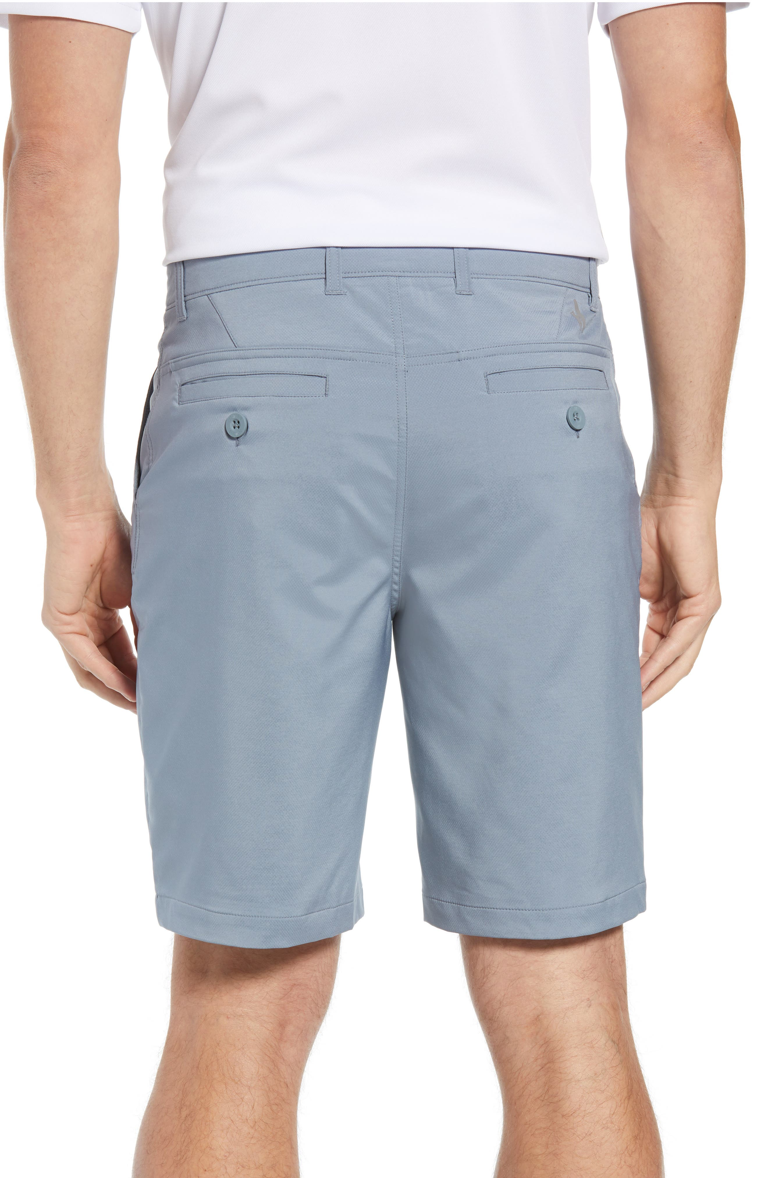 Mulligan Regular Fit Prep-Formance Shorts,                             Alternate thumbnail 2, color,                             CLOUDBREAK