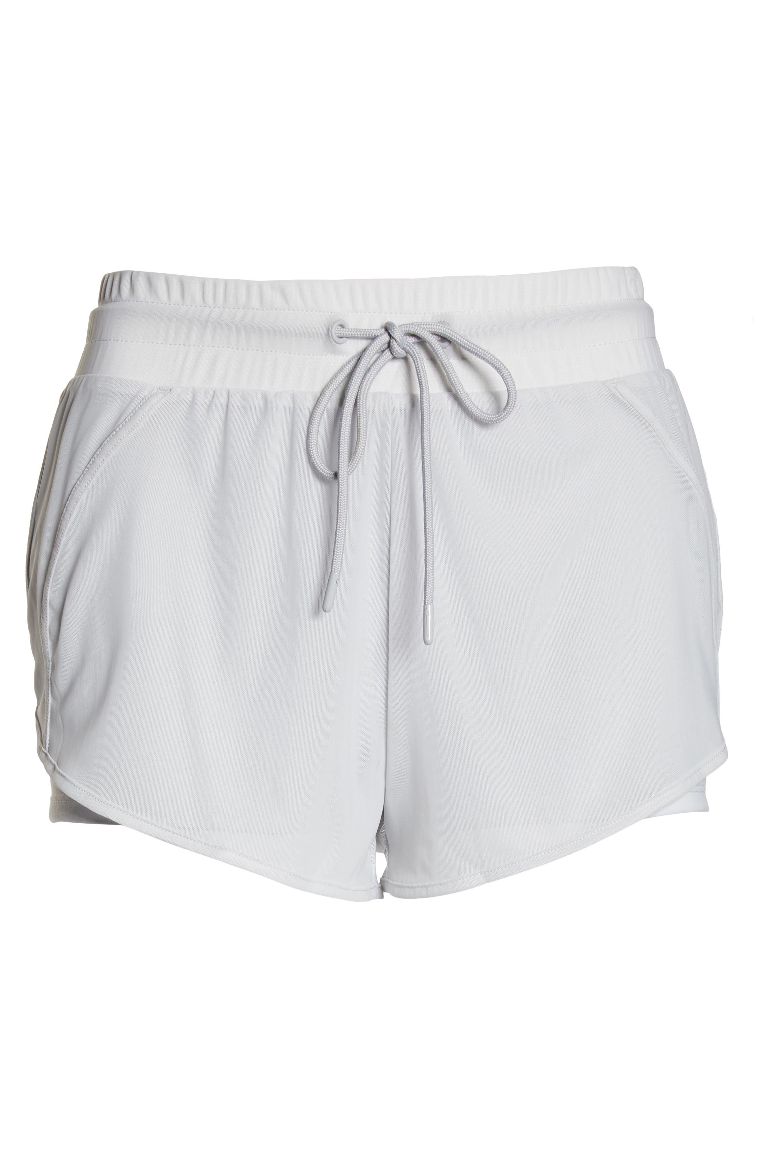 ALO,                             Ambience Shorts,                             Alternate thumbnail 7, color,                             020