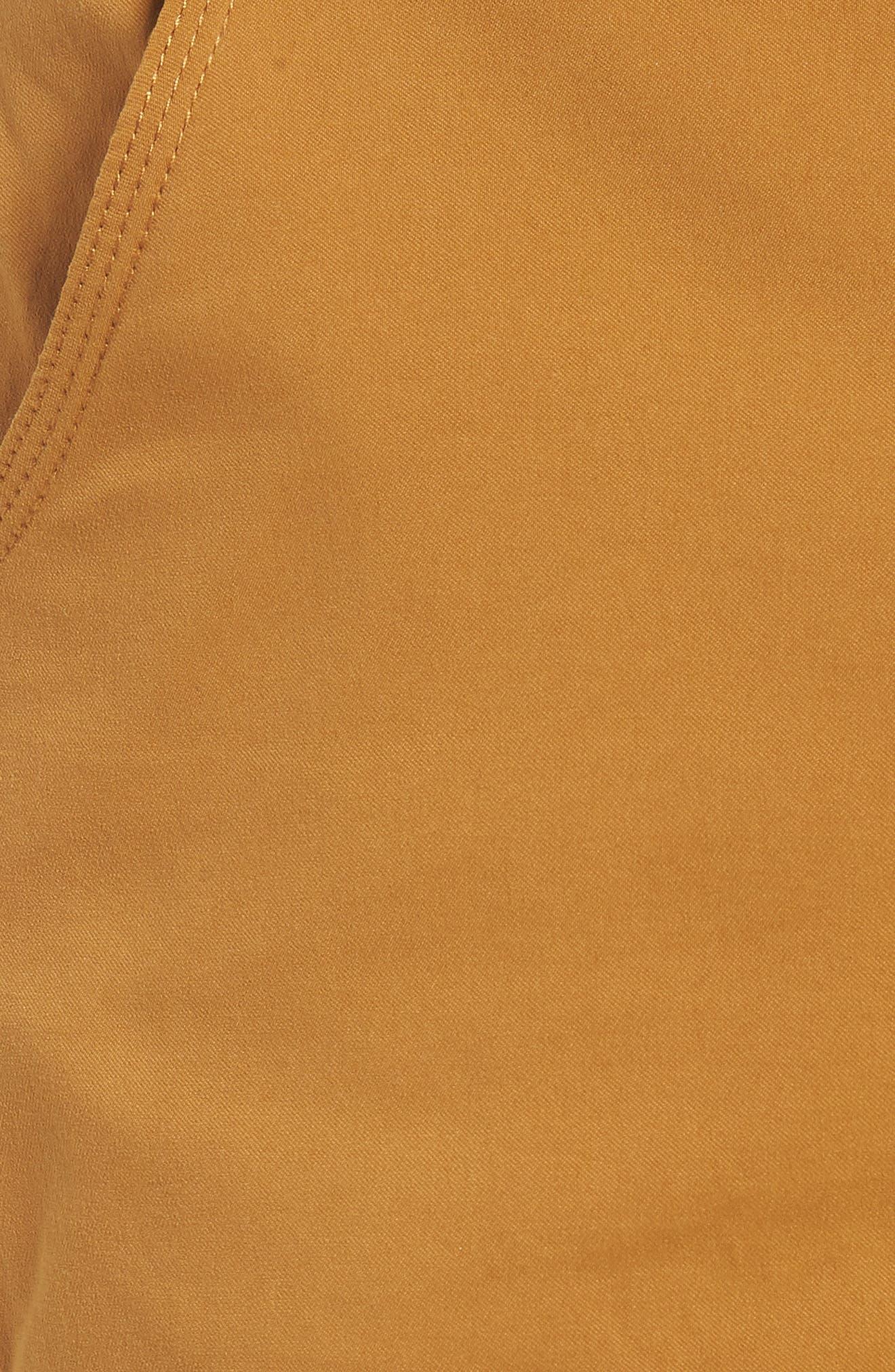 PRANA,                             Zion Stretch Shorts,                             Alternate thumbnail 5, color,                             BRONZED