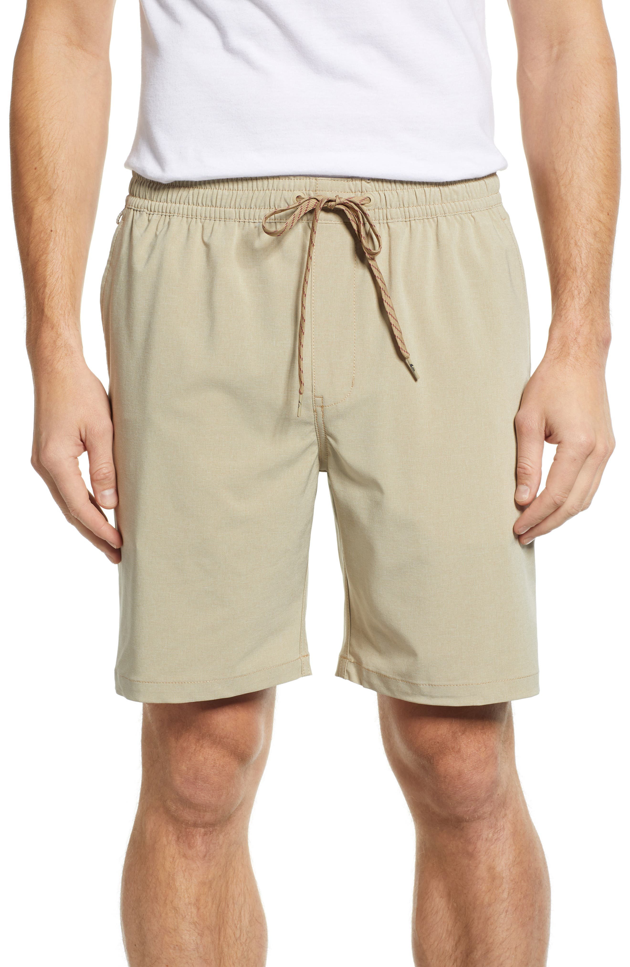 QUIKSILVER WATERMAN COLLECTION Suva Amphibian Hybrid Shorts, Main, color, TWILL