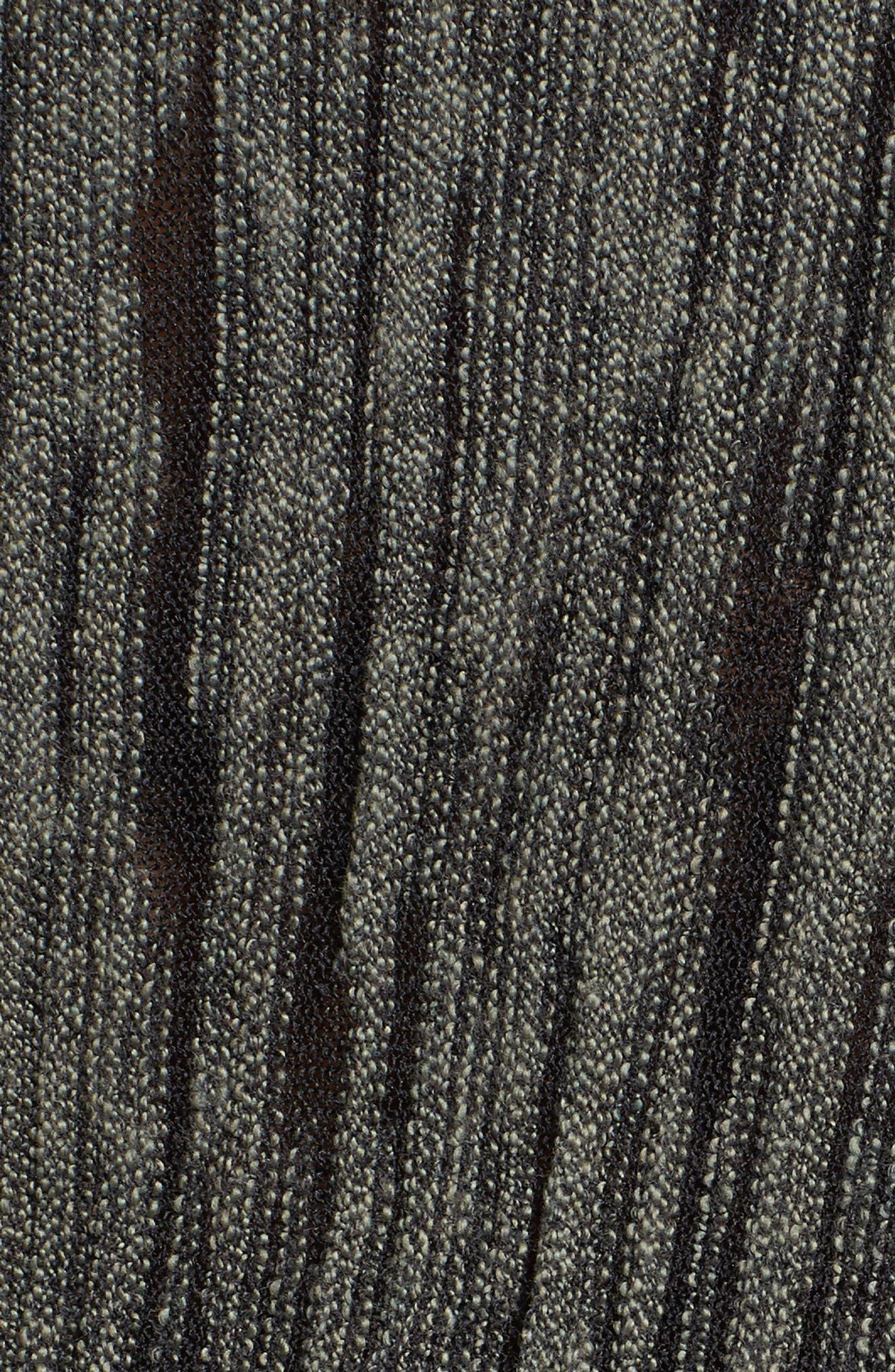 Cowl Neck Top,                             Alternate thumbnail 5, color,                             BRAMBLE