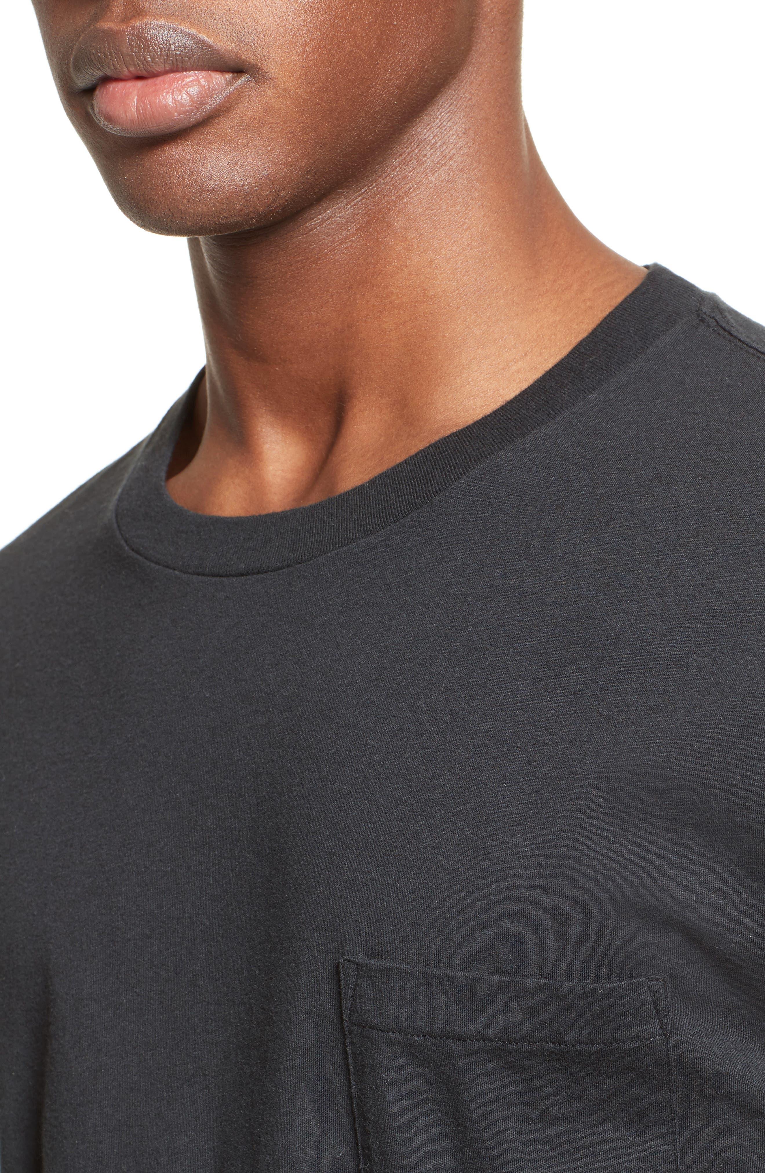 Pocket T-Shirt,                             Alternate thumbnail 4, color,