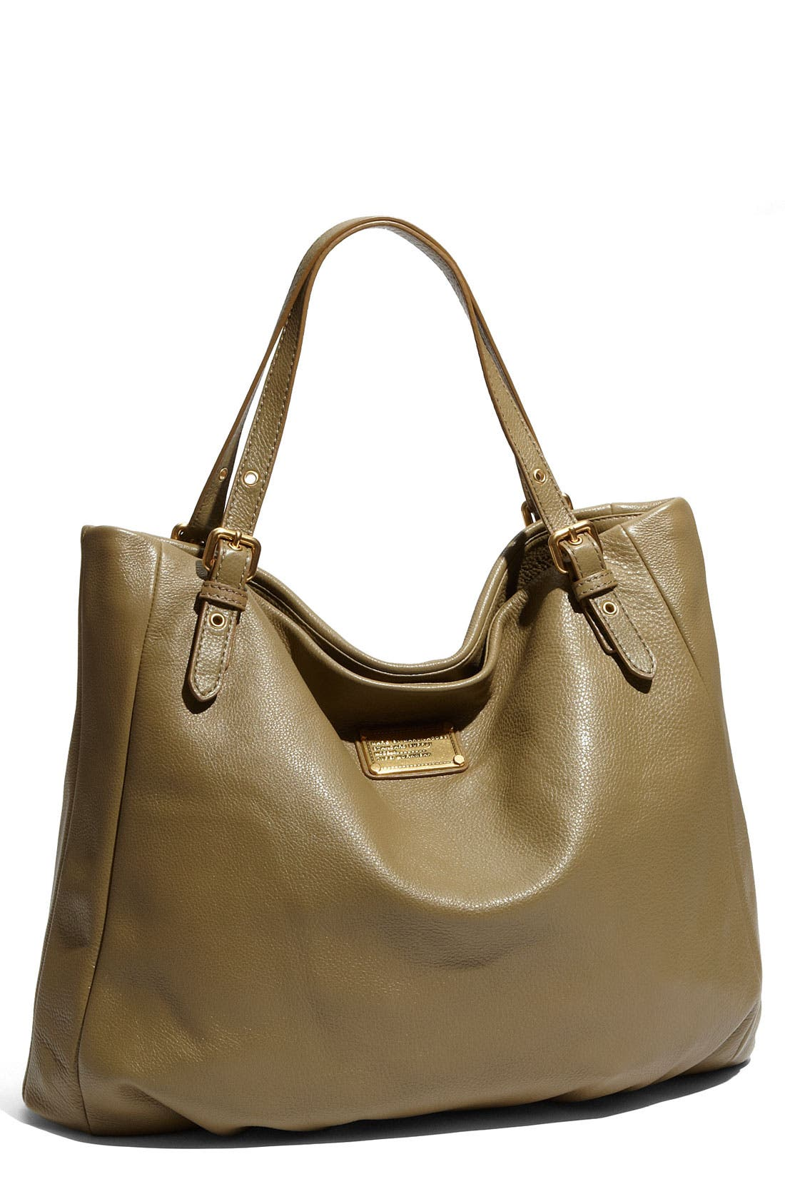 MARC BY MARC JACOBS 'Classic Q - Shopgirl' Leather Tote,                             Main thumbnail 4, color,