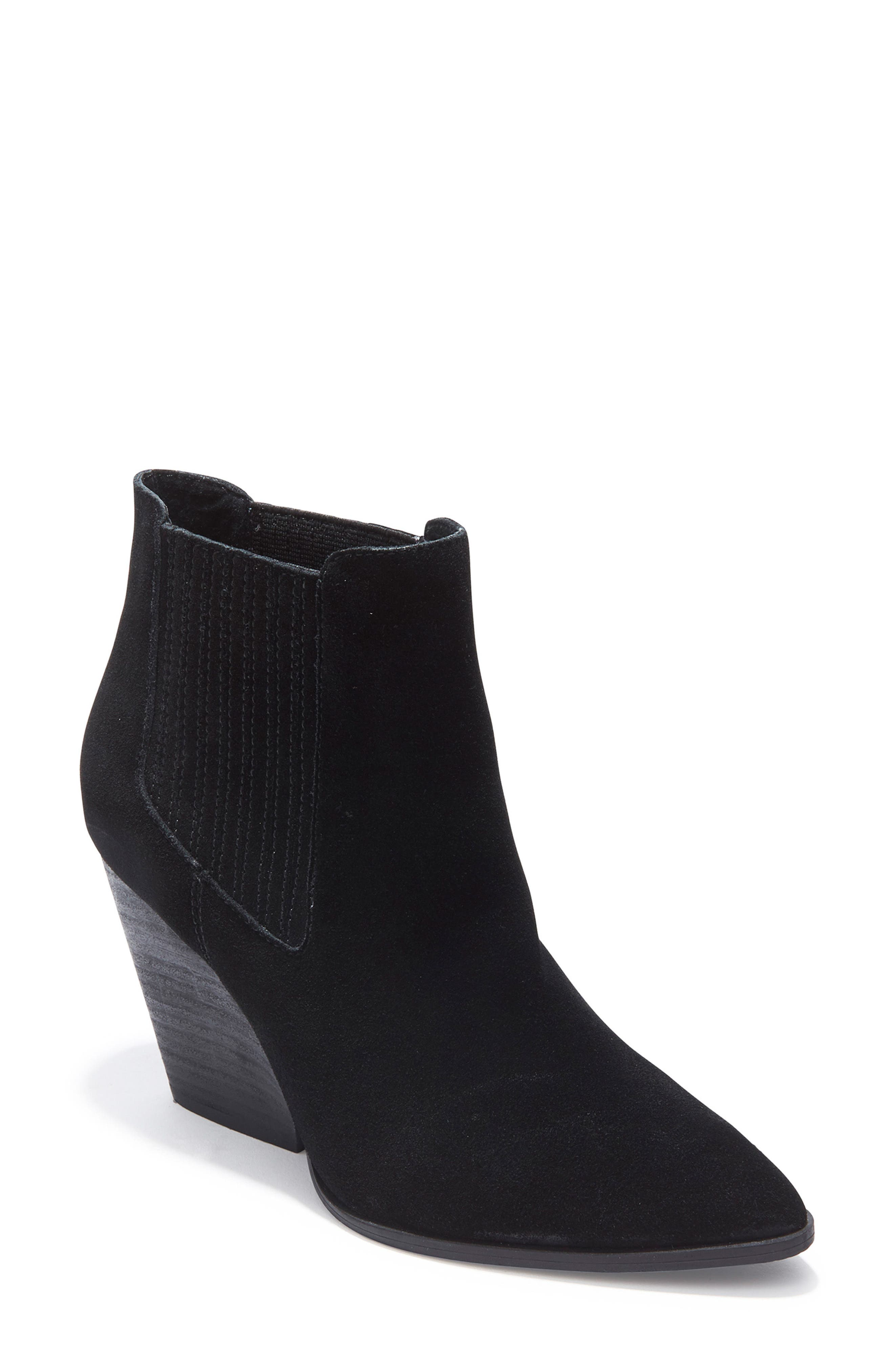 ADAM TUCKER BY ME TOO Mason Wedge Bootie, Main, color, 014