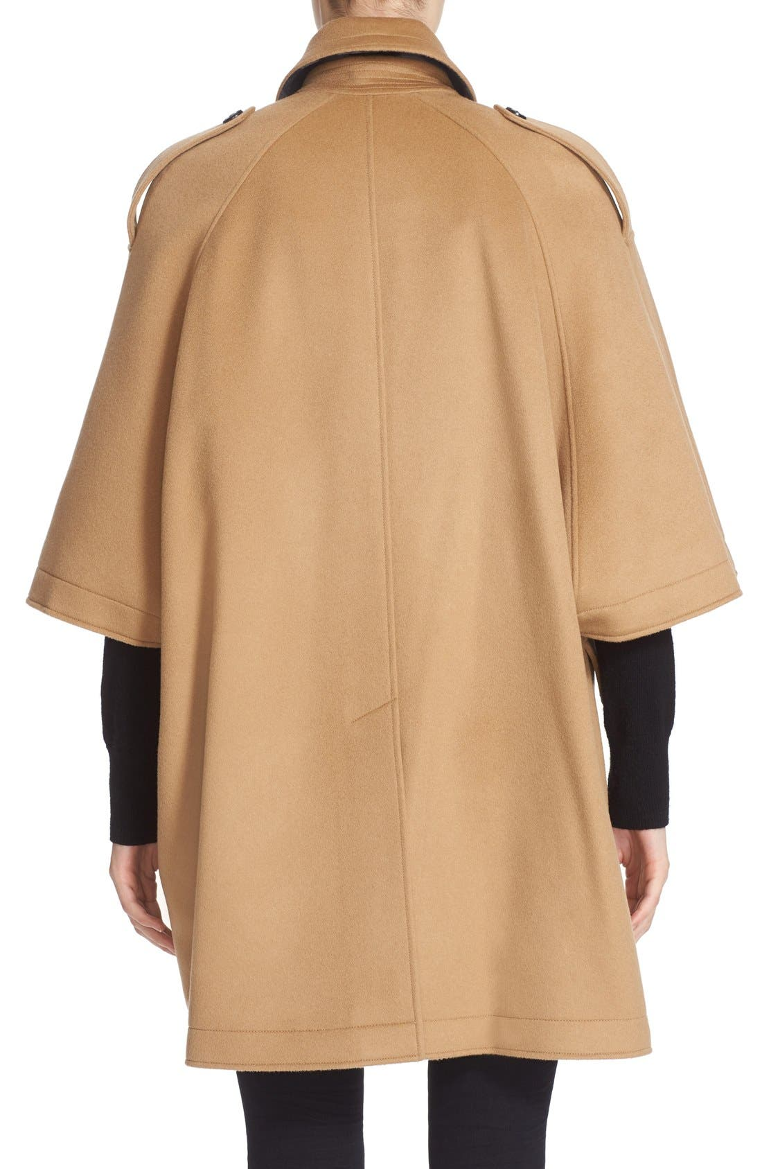 Dennington Trench Cape Coat,                             Alternate thumbnail 2, color,                             231