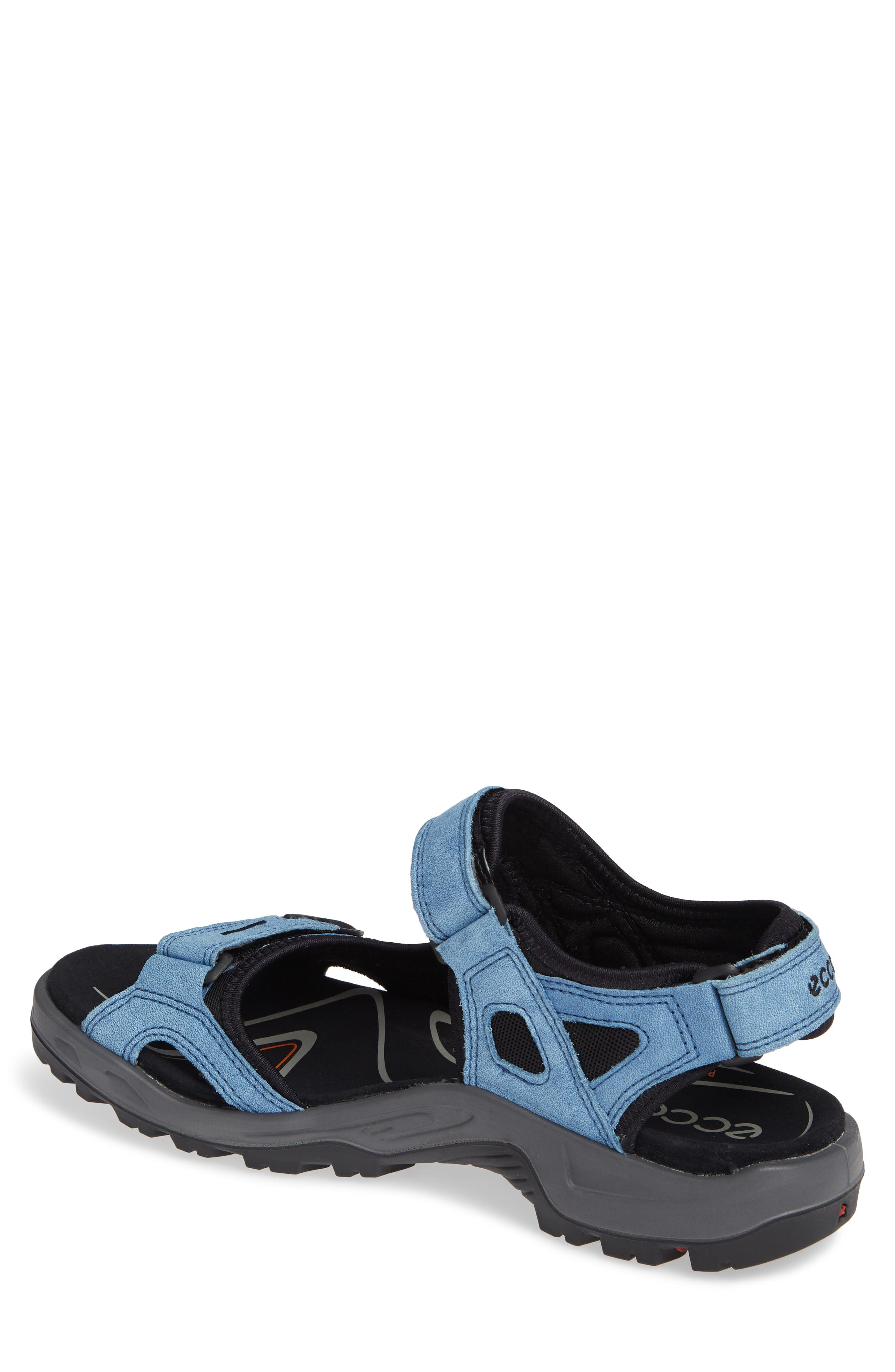 Offroad Sport Sandal,                             Alternate thumbnail 2, color,                             INDIGO LEATHER
