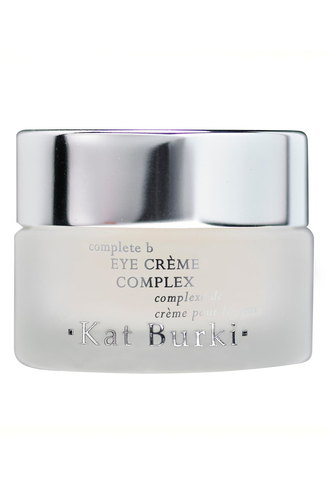 Complete B Eye Crème Complex,                             Main thumbnail 1, color,                             000