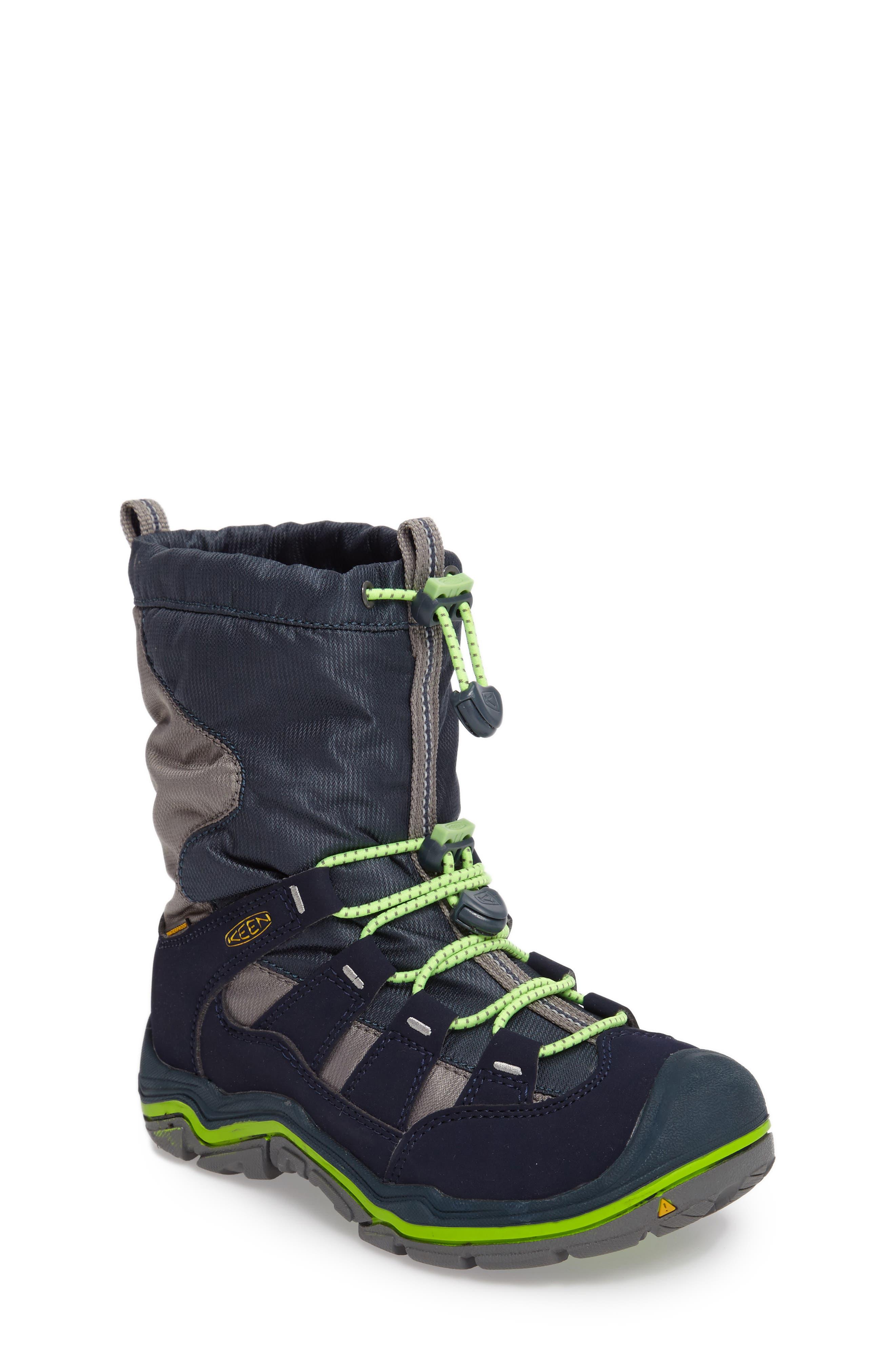 Winterport II Waterproof Boot,                             Alternate thumbnail 6, color,