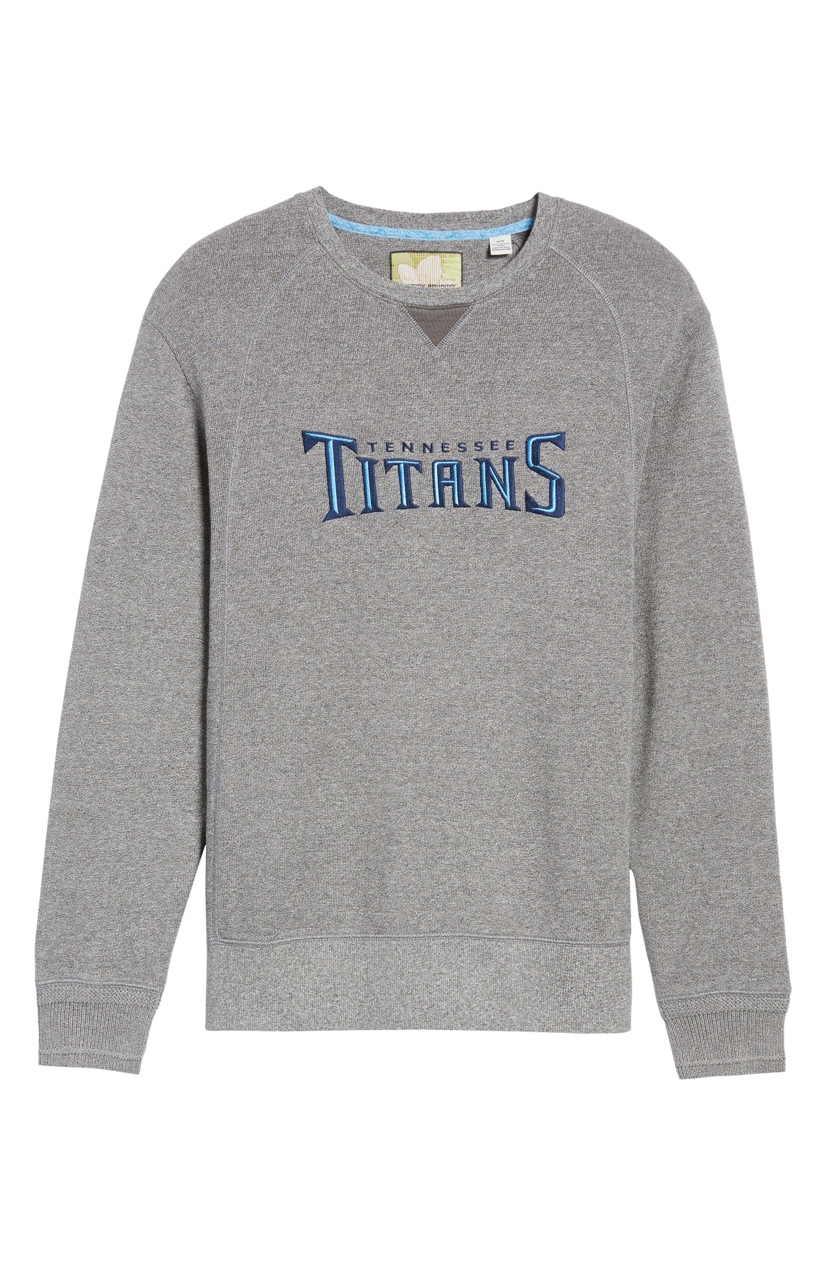 NFL Stitch of Liberty Embroidered Crewneck Sweatshirt,                             Alternate thumbnail 181, color,