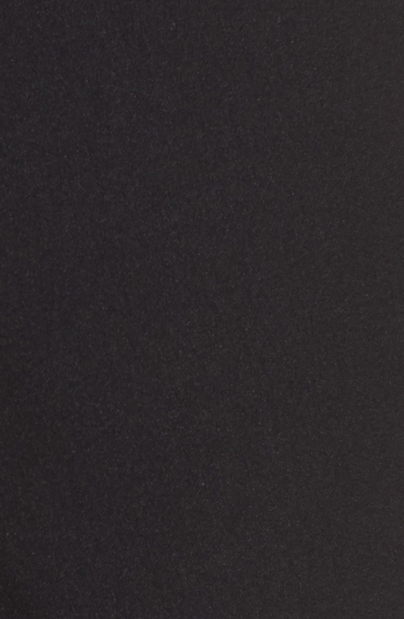 Wonder Stretch Crop Pants,                             Alternate thumbnail 5, color,                             BLACK ONYX