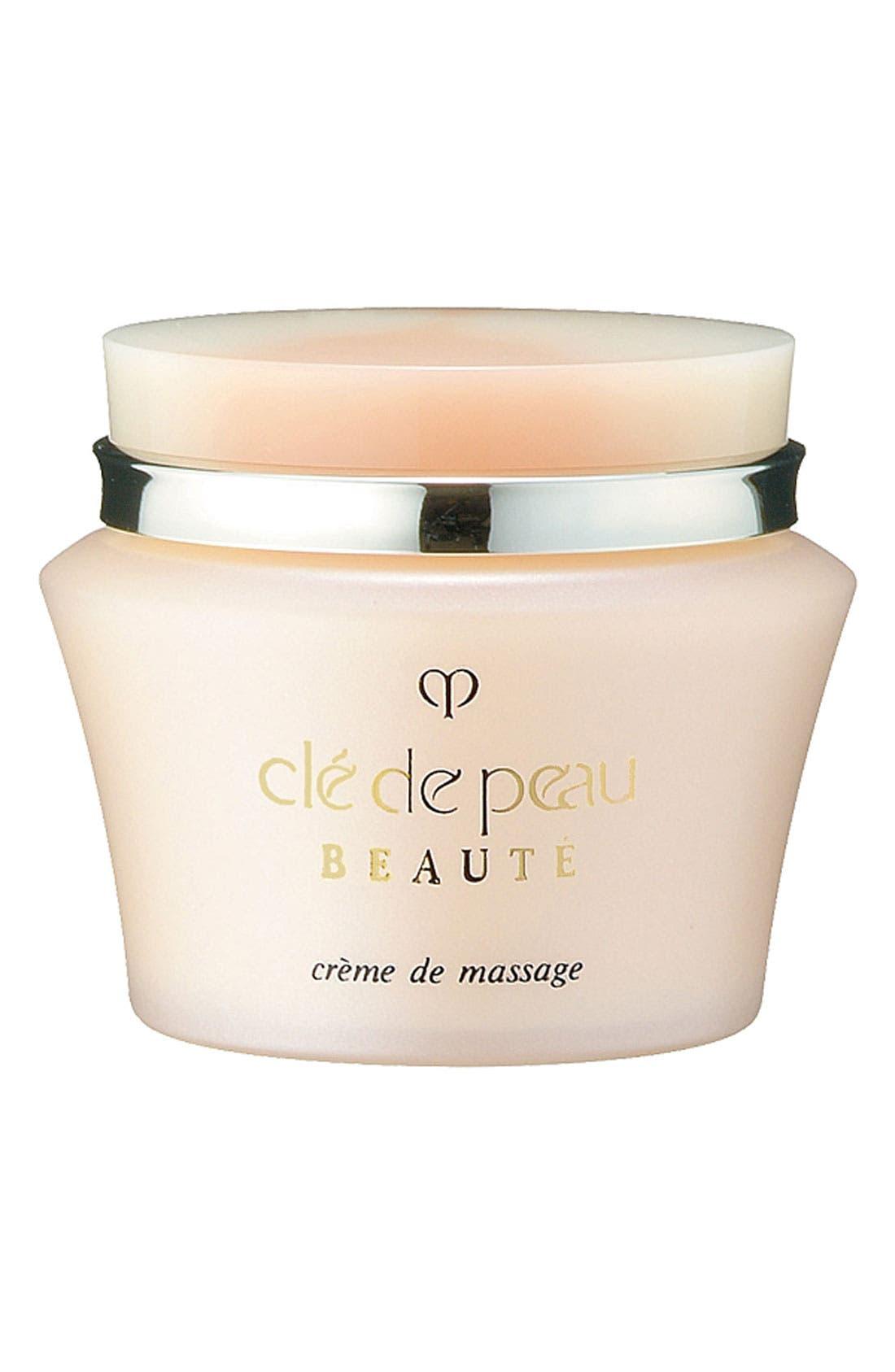 Massage Cream,                         Main,                         color, NO COLOR