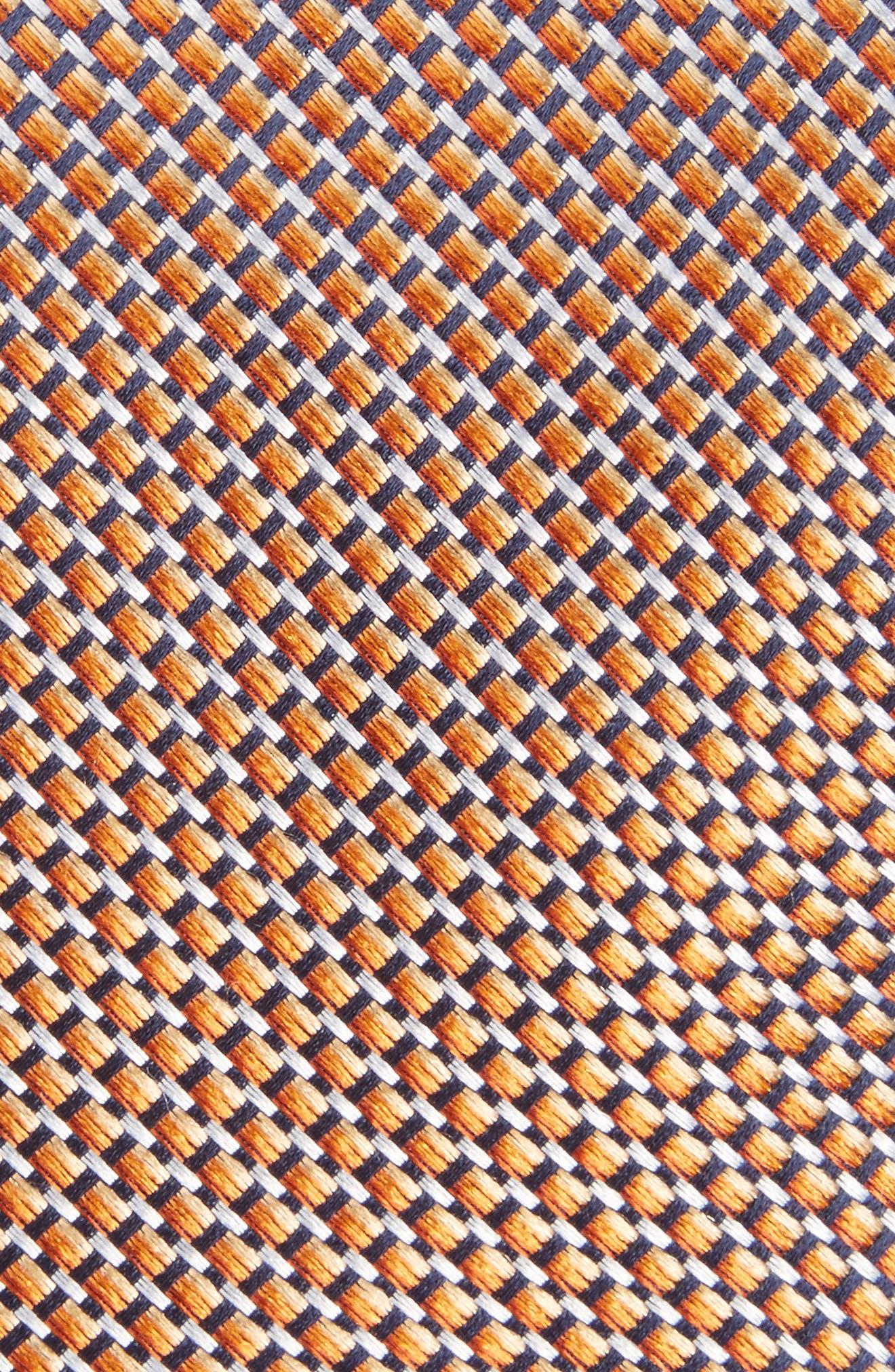 Iris Solid Silk Skinny Tie,                             Alternate thumbnail 12, color,