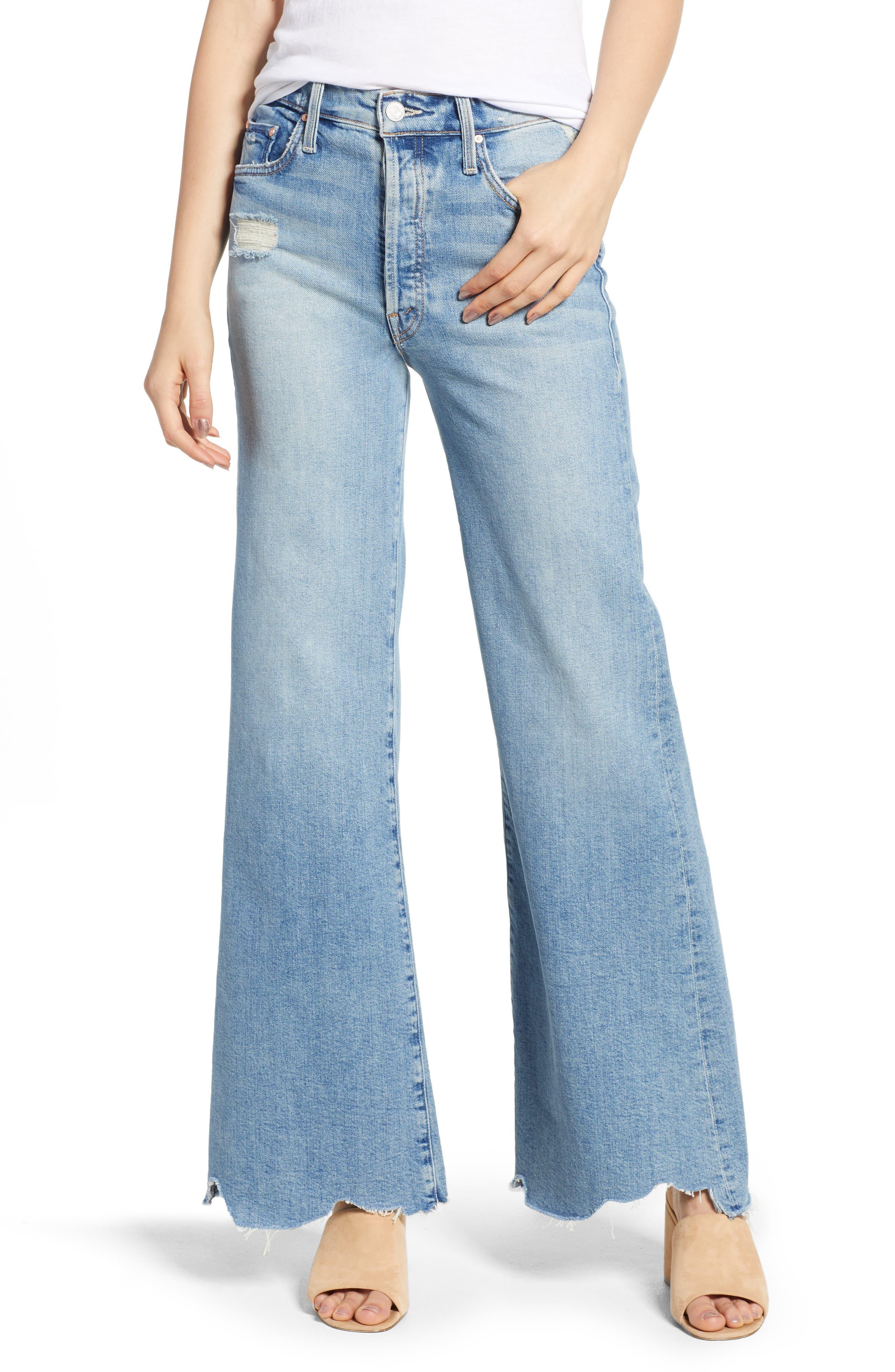 Tomcat Roller Chew Hem Jeans,                             Main thumbnail 1, color,                             420