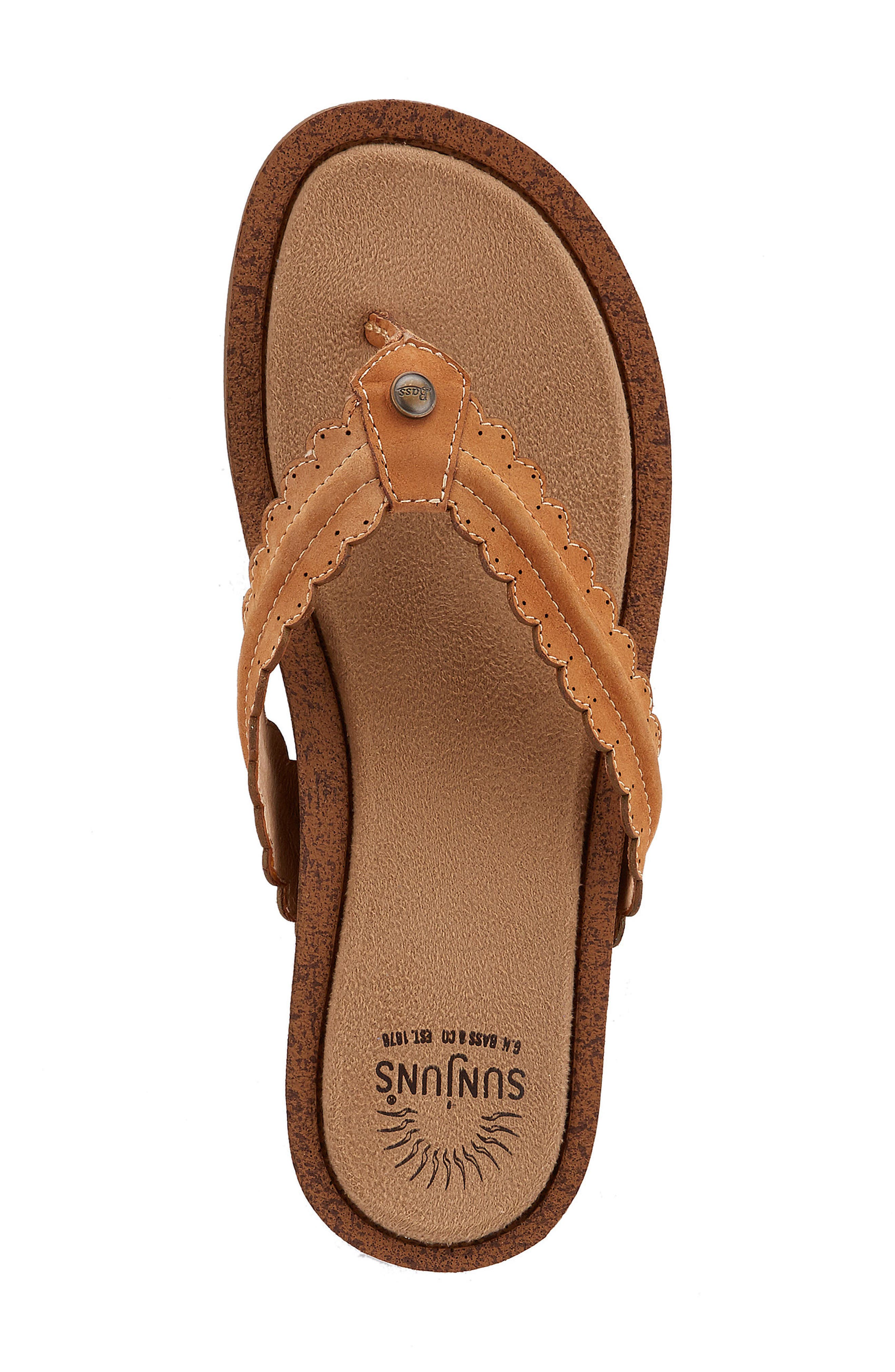 G.H. Bass and Co. Samantha Thong Sandal,                             Alternate thumbnail 18, color,