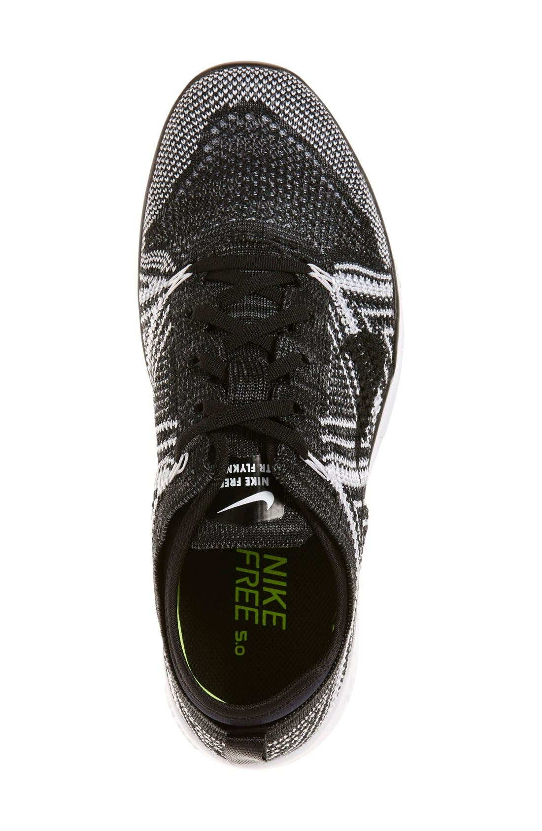 'Free Flyknit 5.0 TR' Training Shoe,                             Alternate thumbnail 39, color,