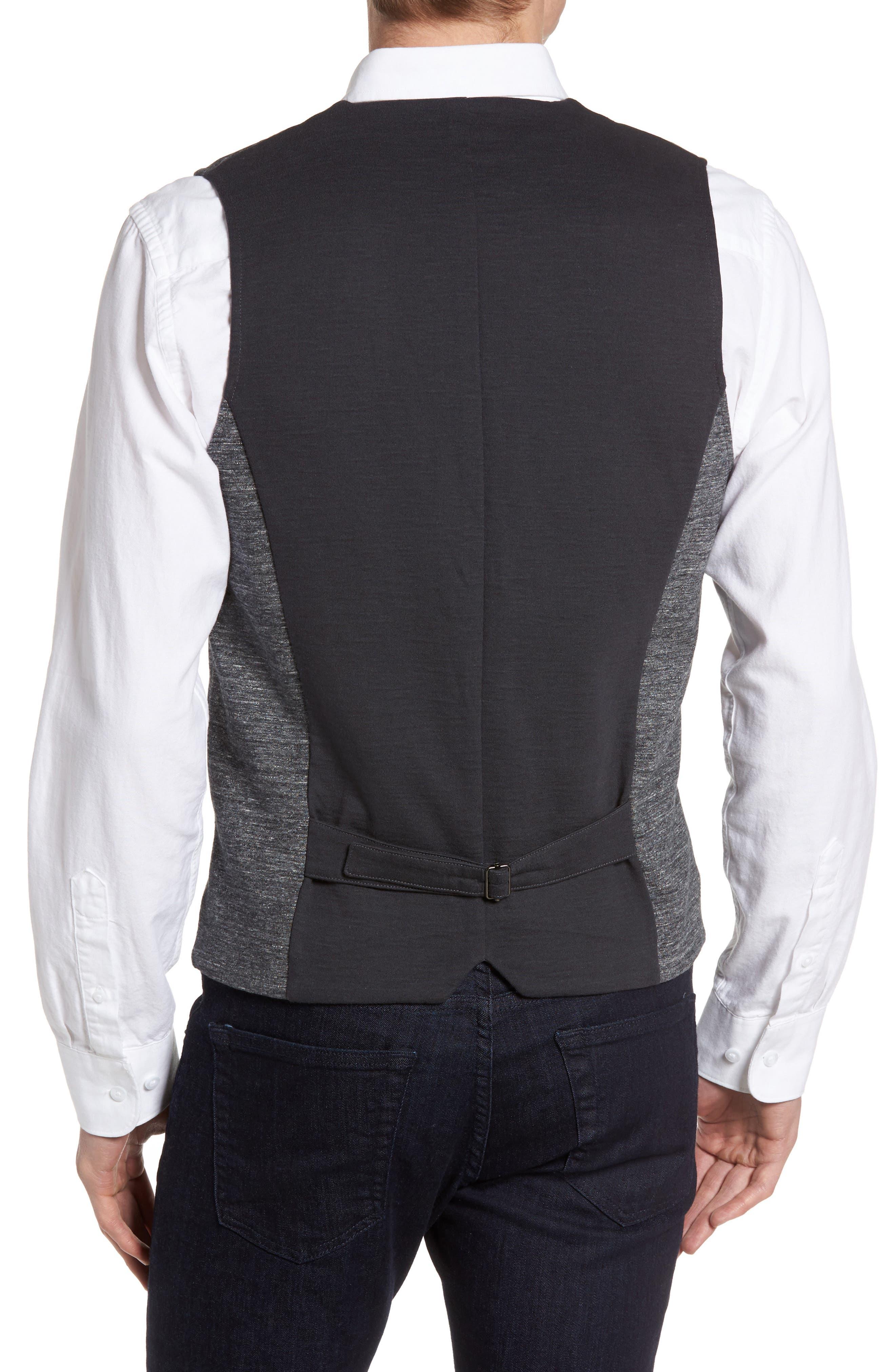 Wutang Jersey Vest,                             Alternate thumbnail 2, color,                             051