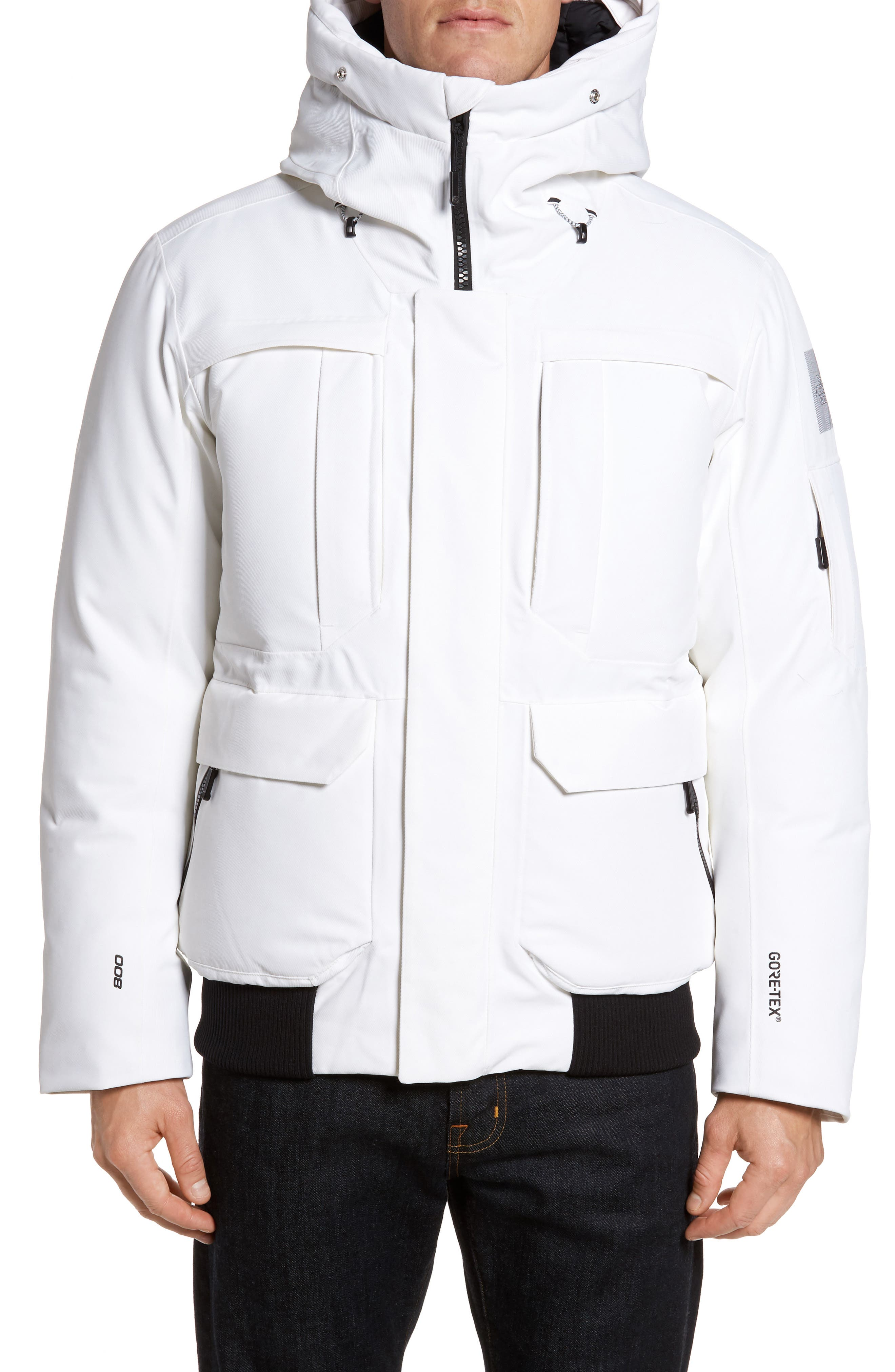 Cryos Expedition Gore-Tex<sup>®</sup> Bomber Jacket,                             Alternate thumbnail 12, color,