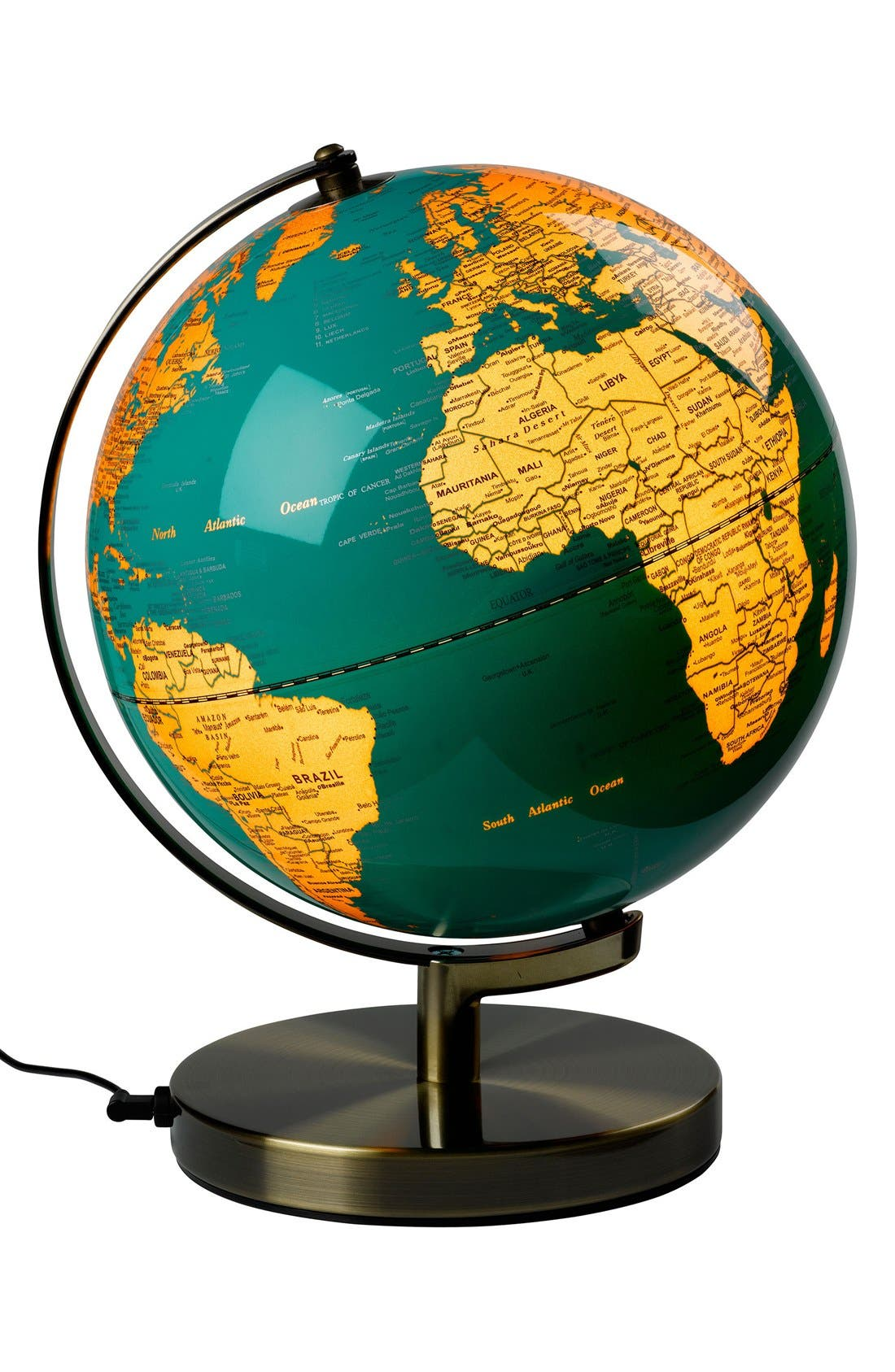 Wild and Wolf Globe Light,                             Alternate thumbnail 2, color,                             400