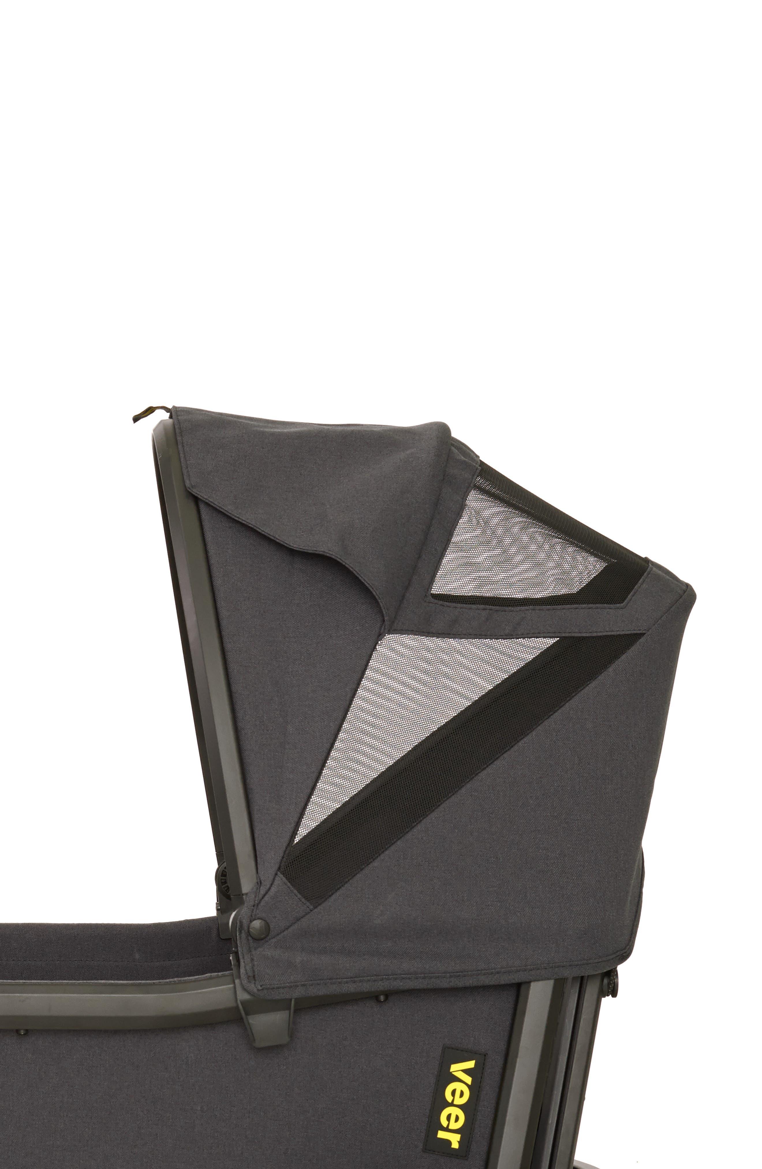 Retractable Canopy,                             Main thumbnail 1, color,                             BLACK