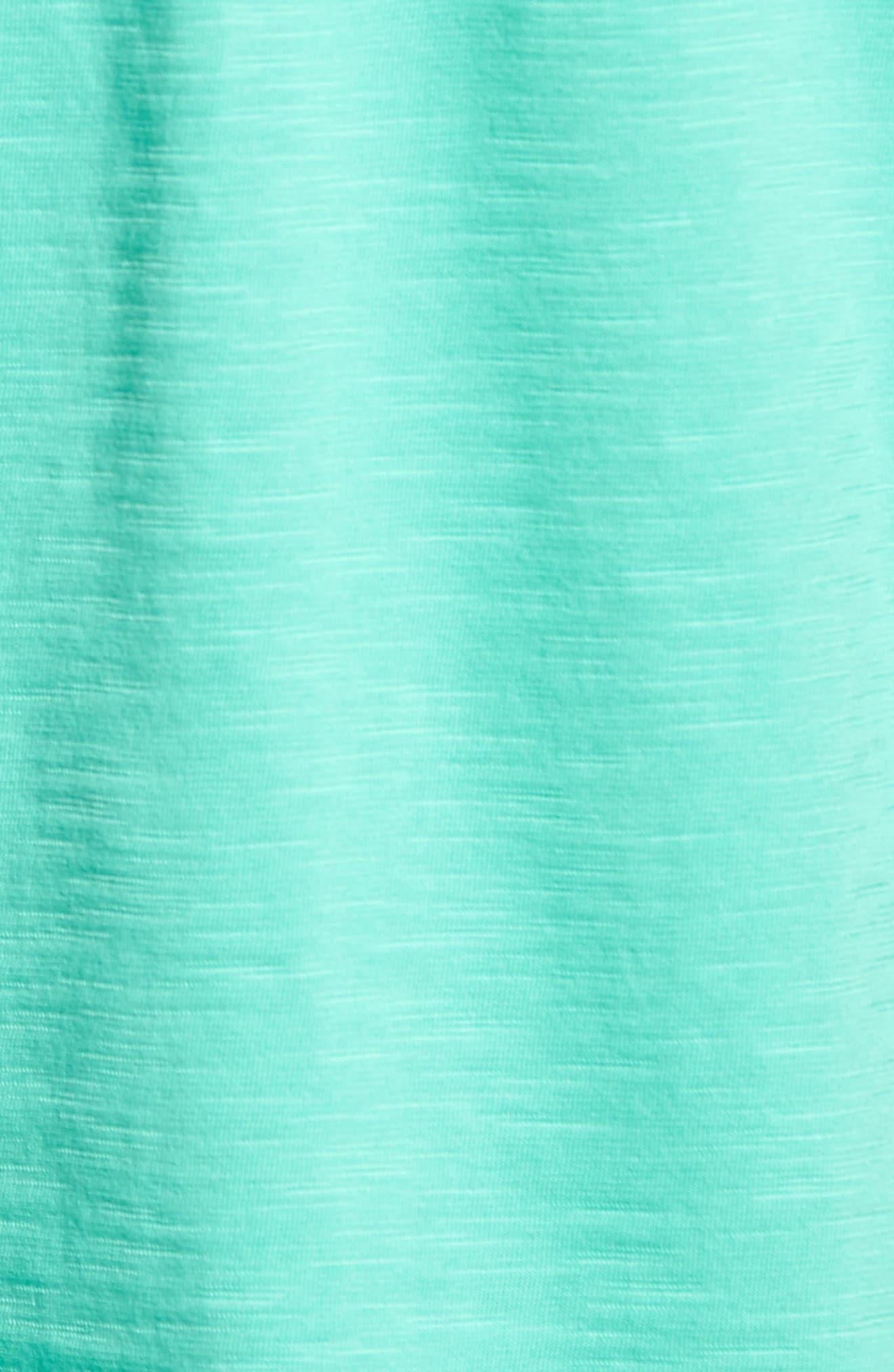 'Portside Player' Pima Cotton T-Shirt,                             Alternate thumbnail 43, color,