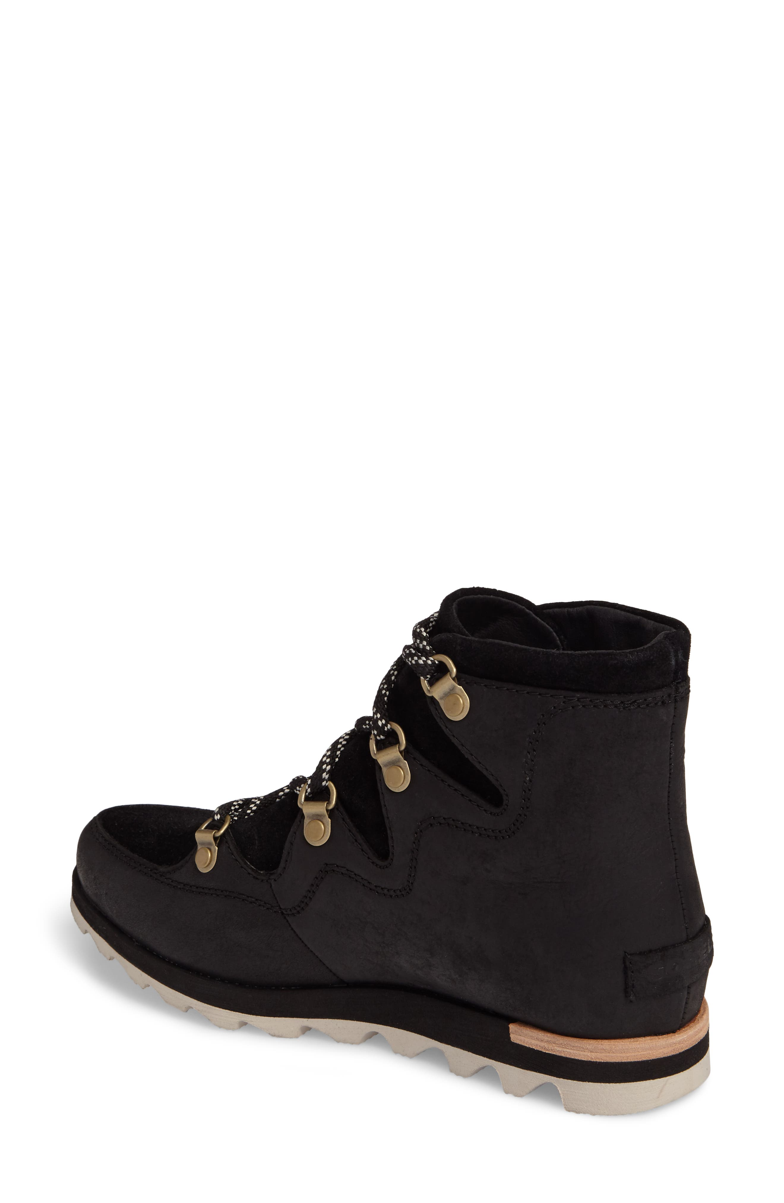 Sneakchic Alpine Waterproof Bootie,                             Alternate thumbnail 2, color,                             010