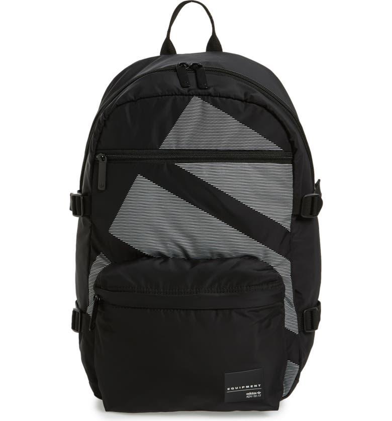 lowest price ca23b 7e826 ADIDAS ORIGINALS EQT National Backpack, Main, color, 001