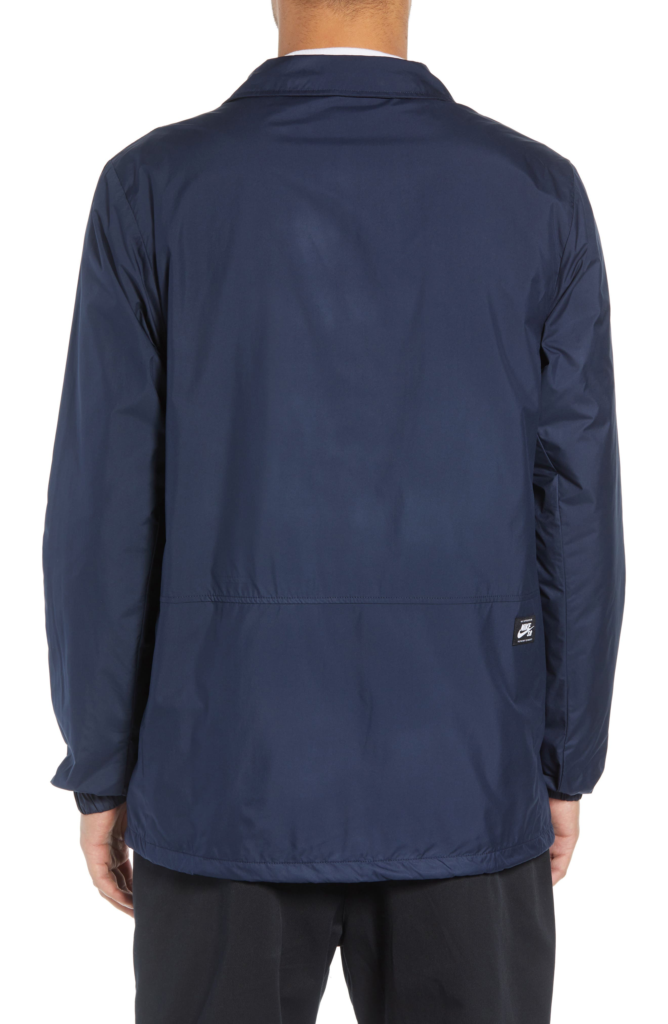 SB Shield Coach's Jacket,                             Alternate thumbnail 2, color,                             OBSIDIAN/ ANTHRACITE