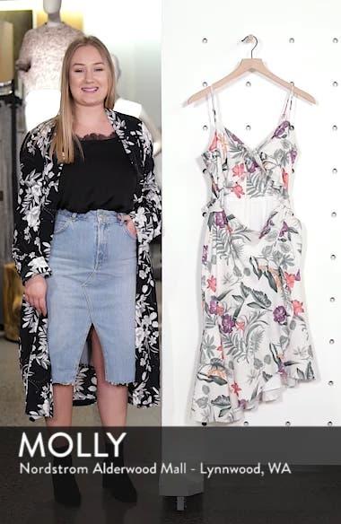 Mahari Cutout Midi Dress, sales video thumbnail