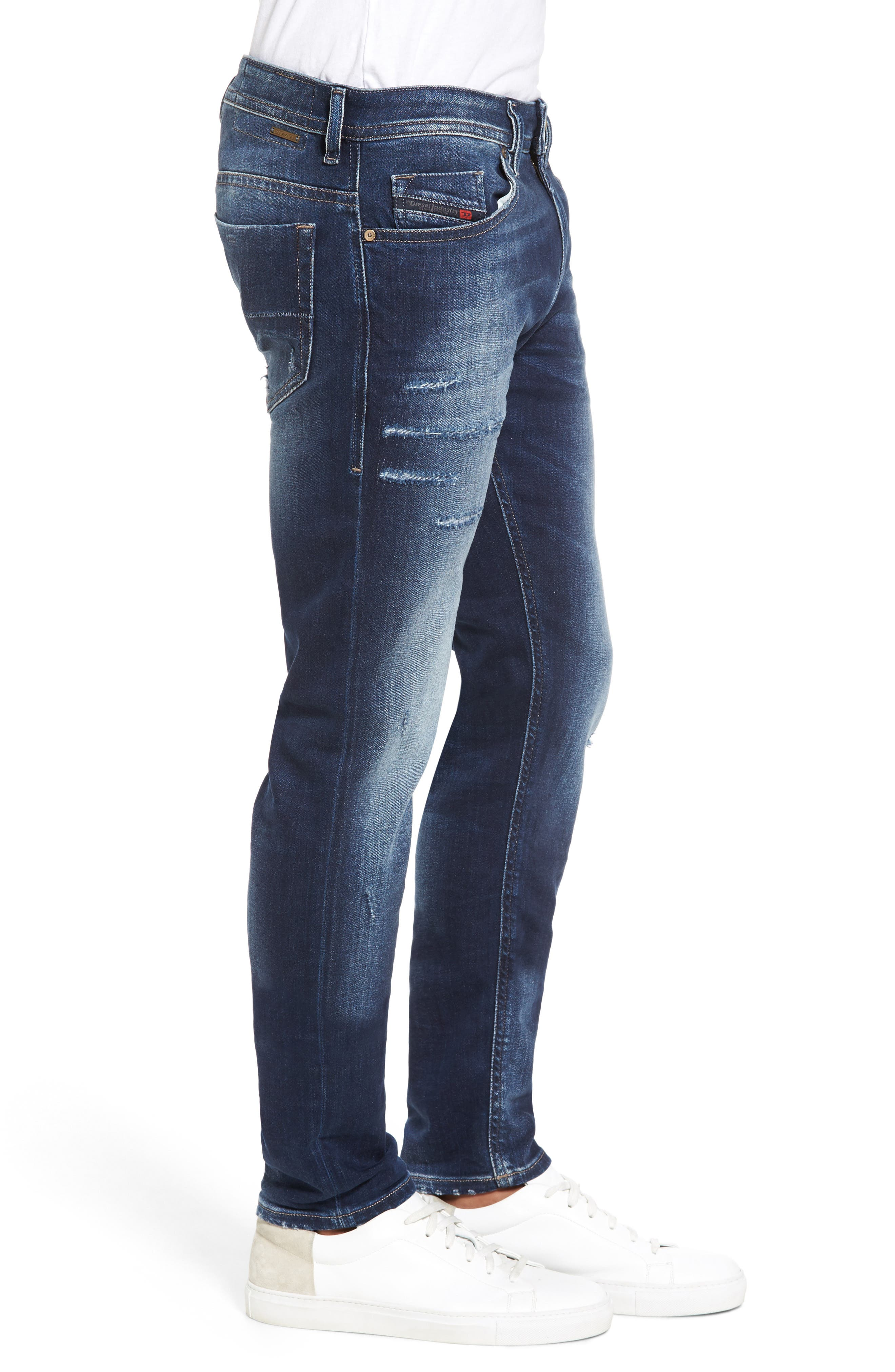 Thommer Slim Fit Jeans,                             Alternate thumbnail 3, color,