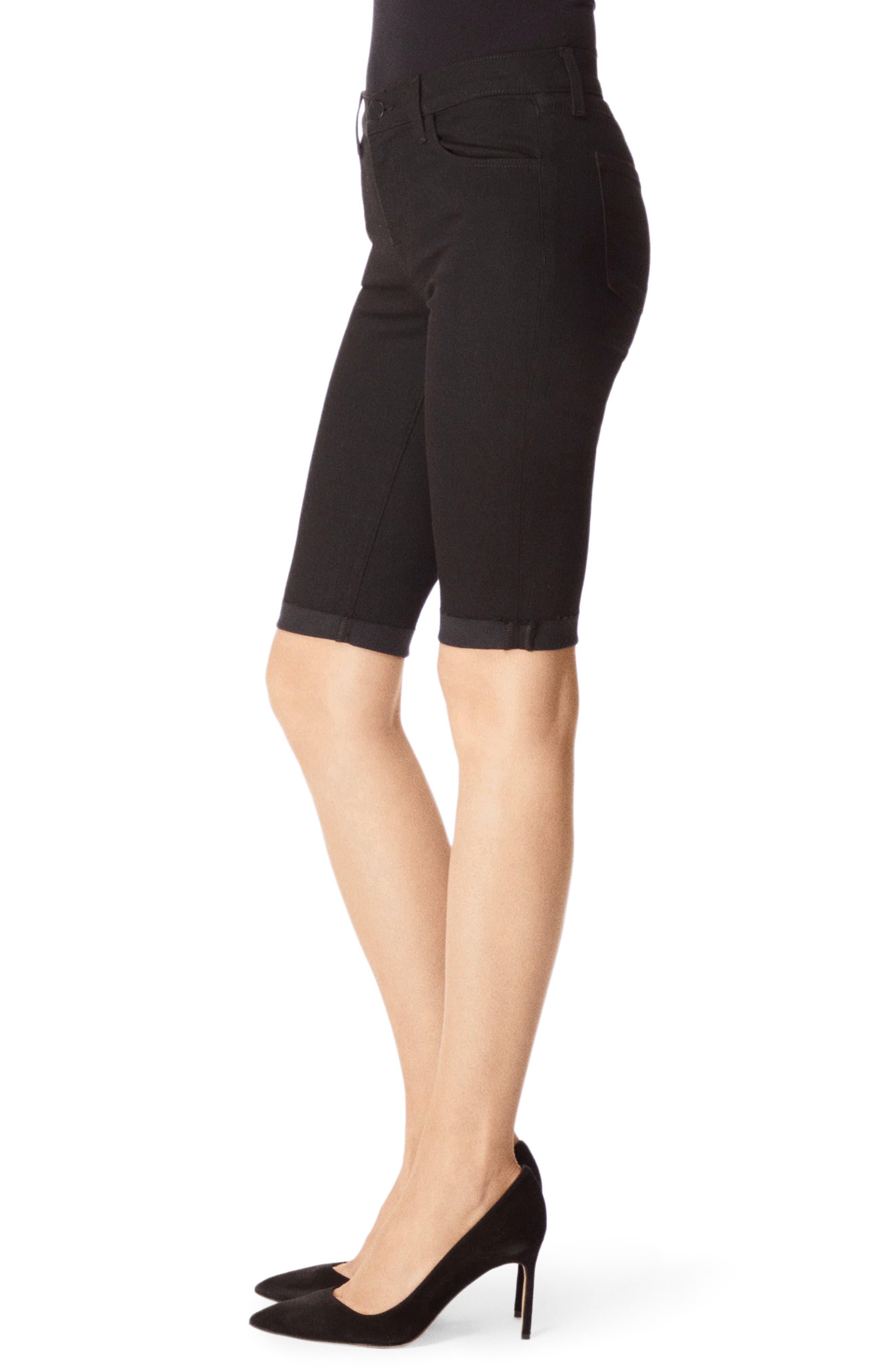 811 Skinny Bermuda Shorts,                             Alternate thumbnail 3, color,                             VANITY