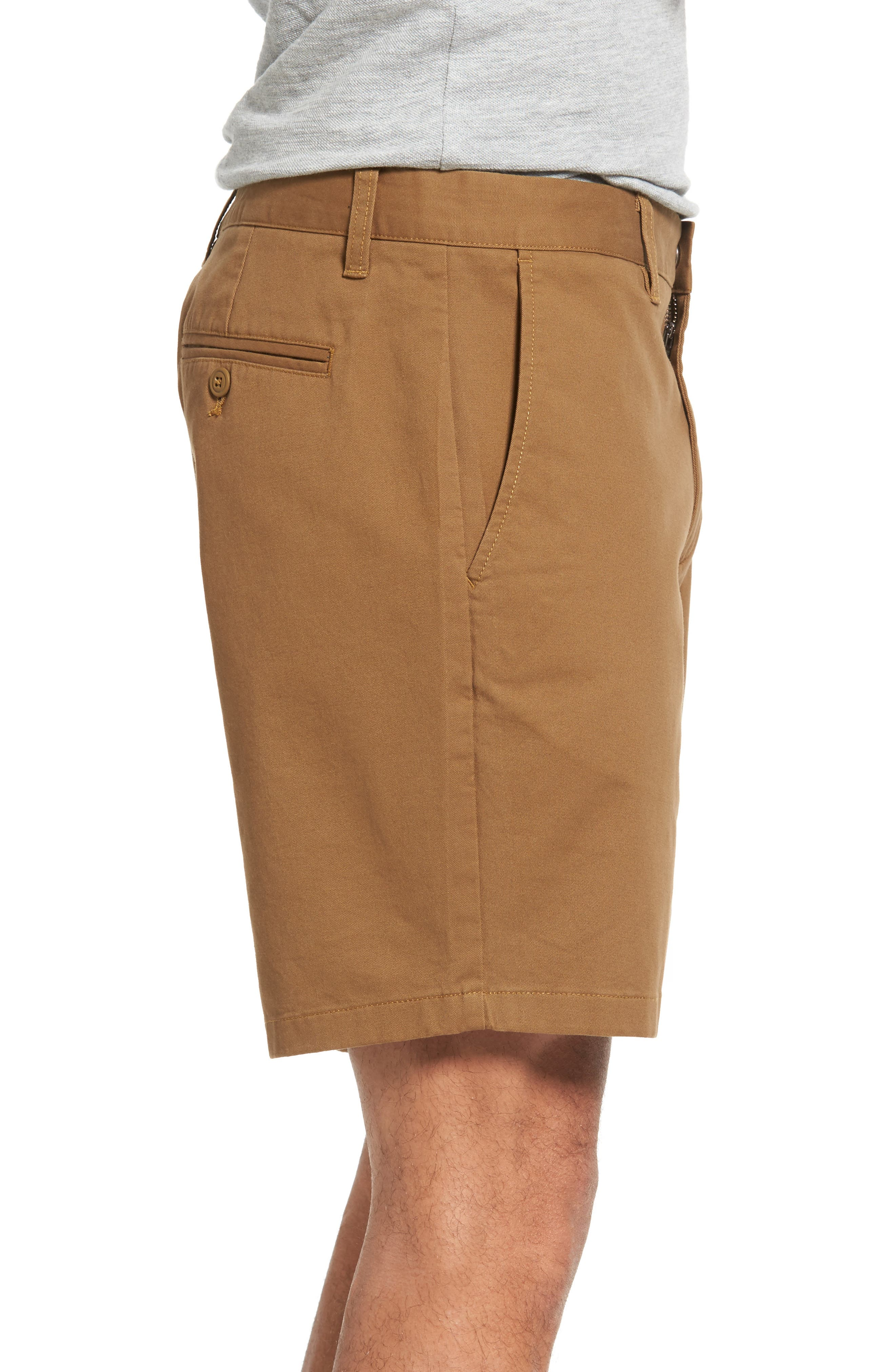 Stretch Washed Chino 7-Inch Shorts,                             Alternate thumbnail 61, color,