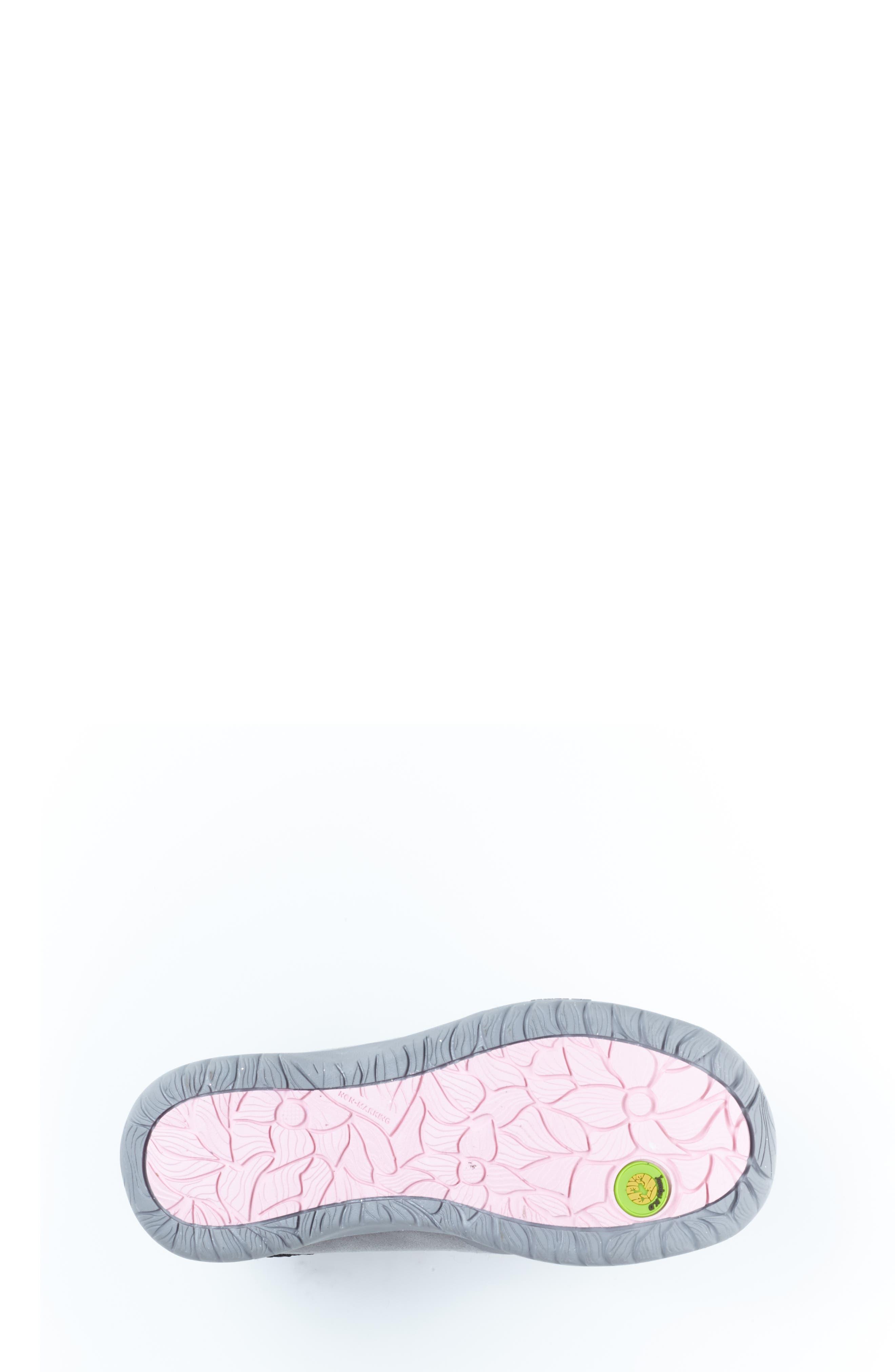 Pythera Glittery Ghillie Flat,                             Alternate thumbnail 5, color,                             040