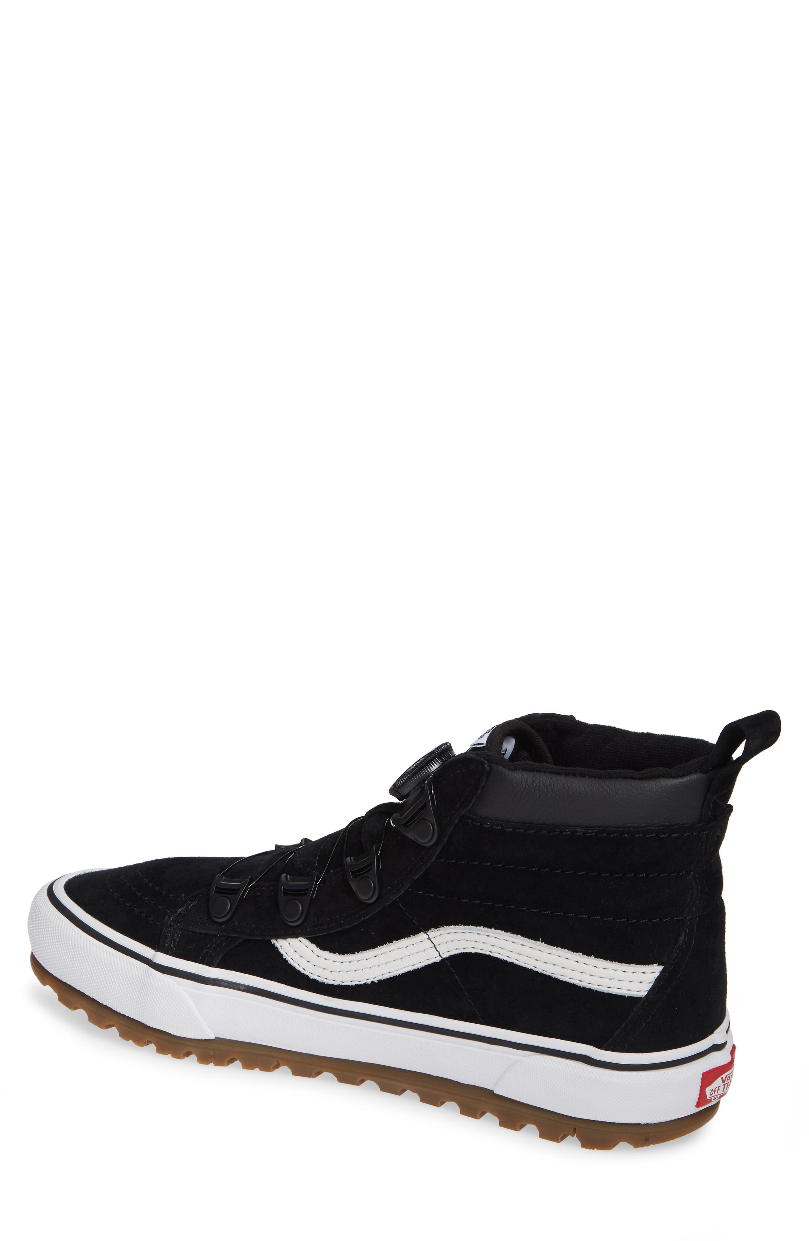 Sk8-Hi MTE Boa Sneaker,                             Alternate thumbnail 2, color,                             001