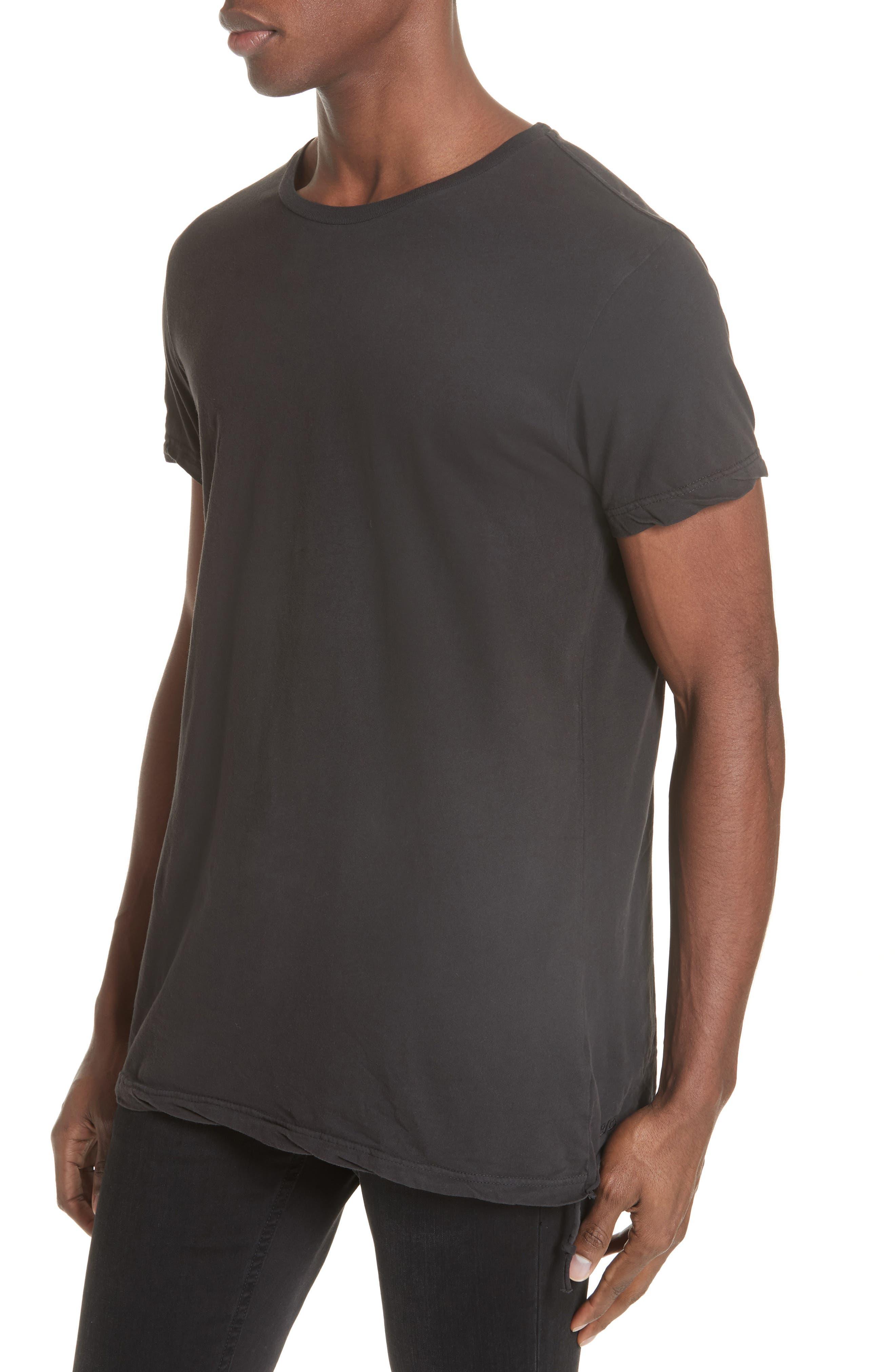 KSUBI,                             Seeing Lines T-Shirt,                             Alternate thumbnail 4, color,                             BLACK