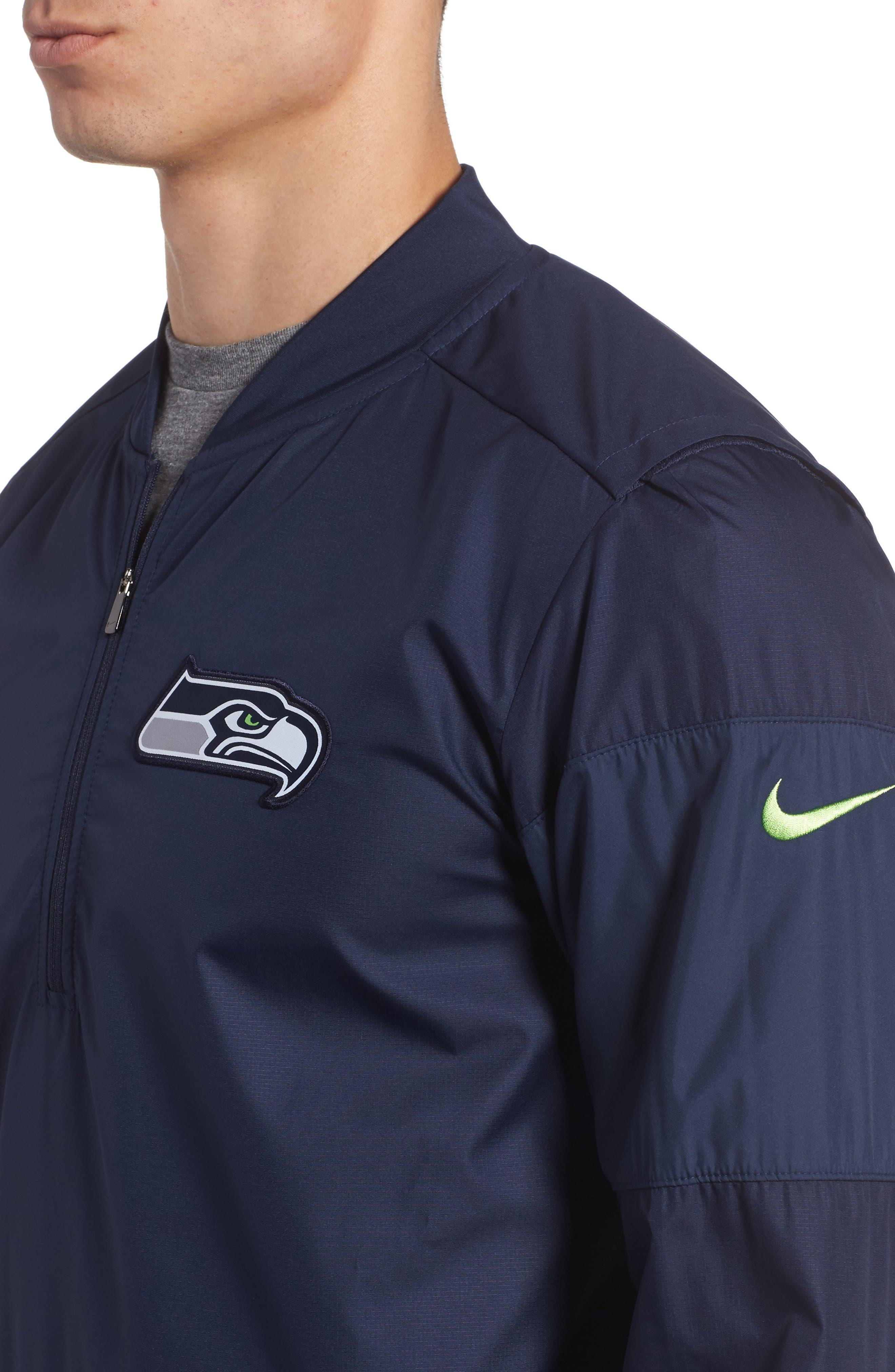 Lockdown NFL Pullover Jacket,                             Alternate thumbnail 19, color,