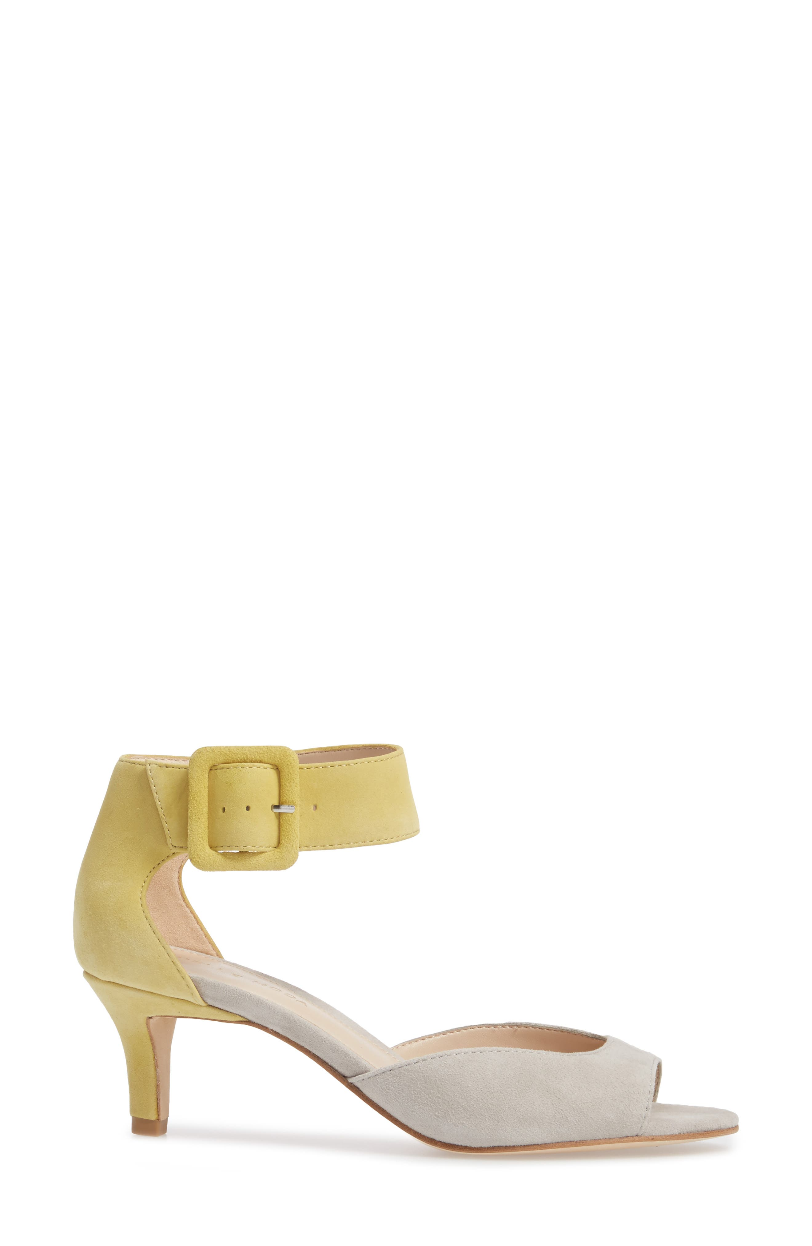 'Berlin' Ankle Strap Sandal,                             Alternate thumbnail 3, color,                             024