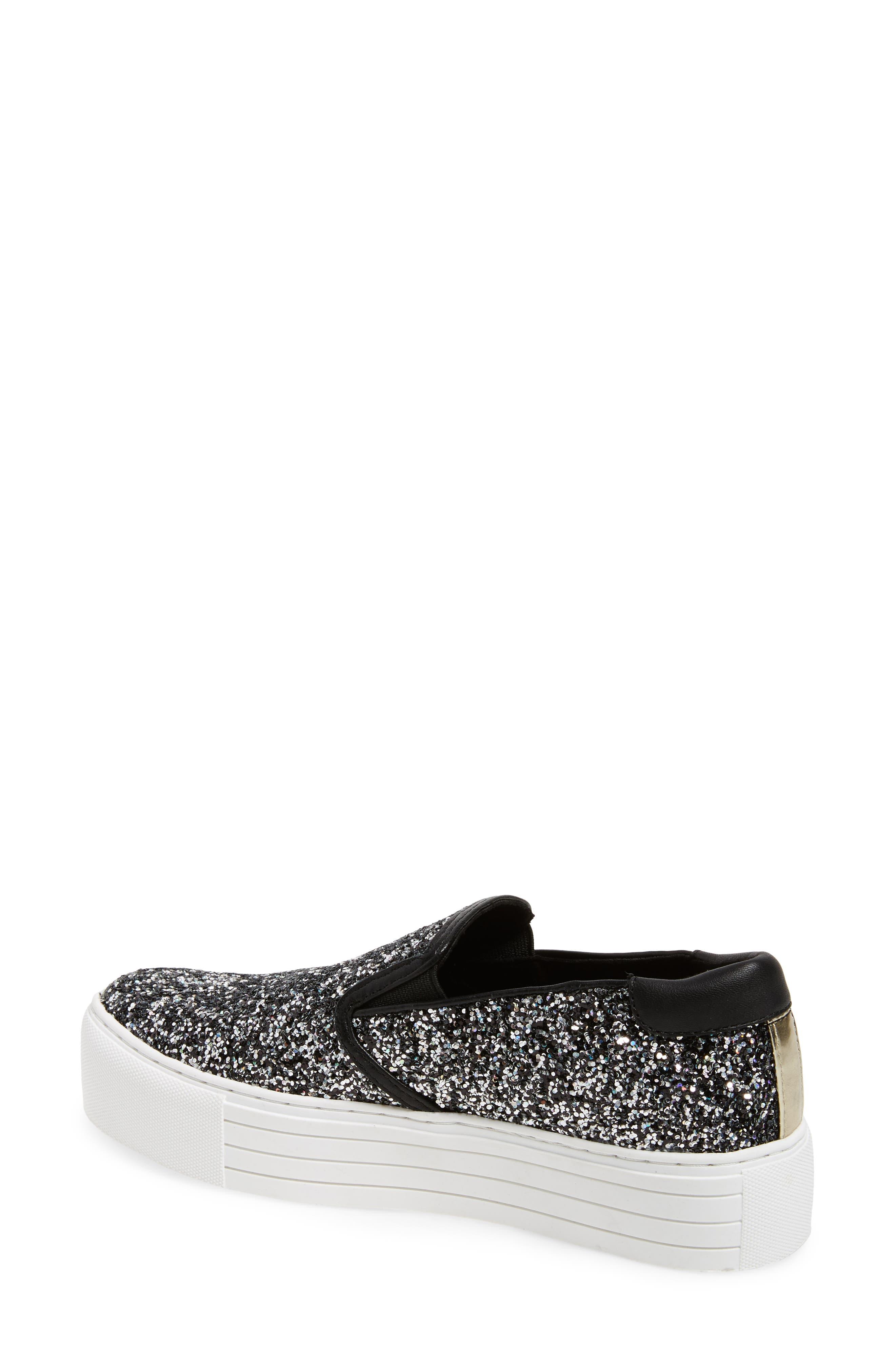 Joanie Slip-On Platform Sneaker,                             Alternate thumbnail 22, color,