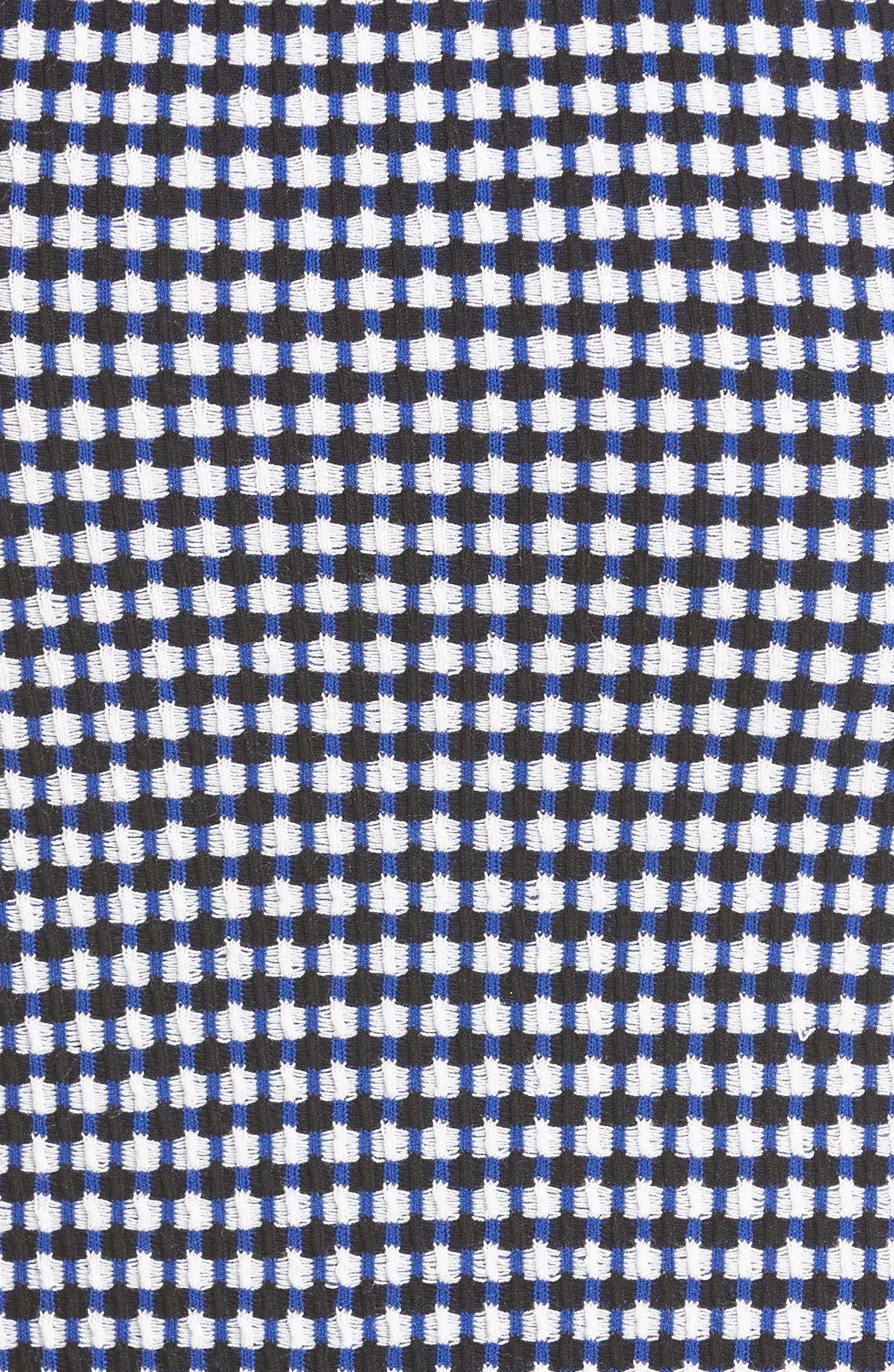 Knit Pencil Skirt,                             Alternate thumbnail 5, color,                             491