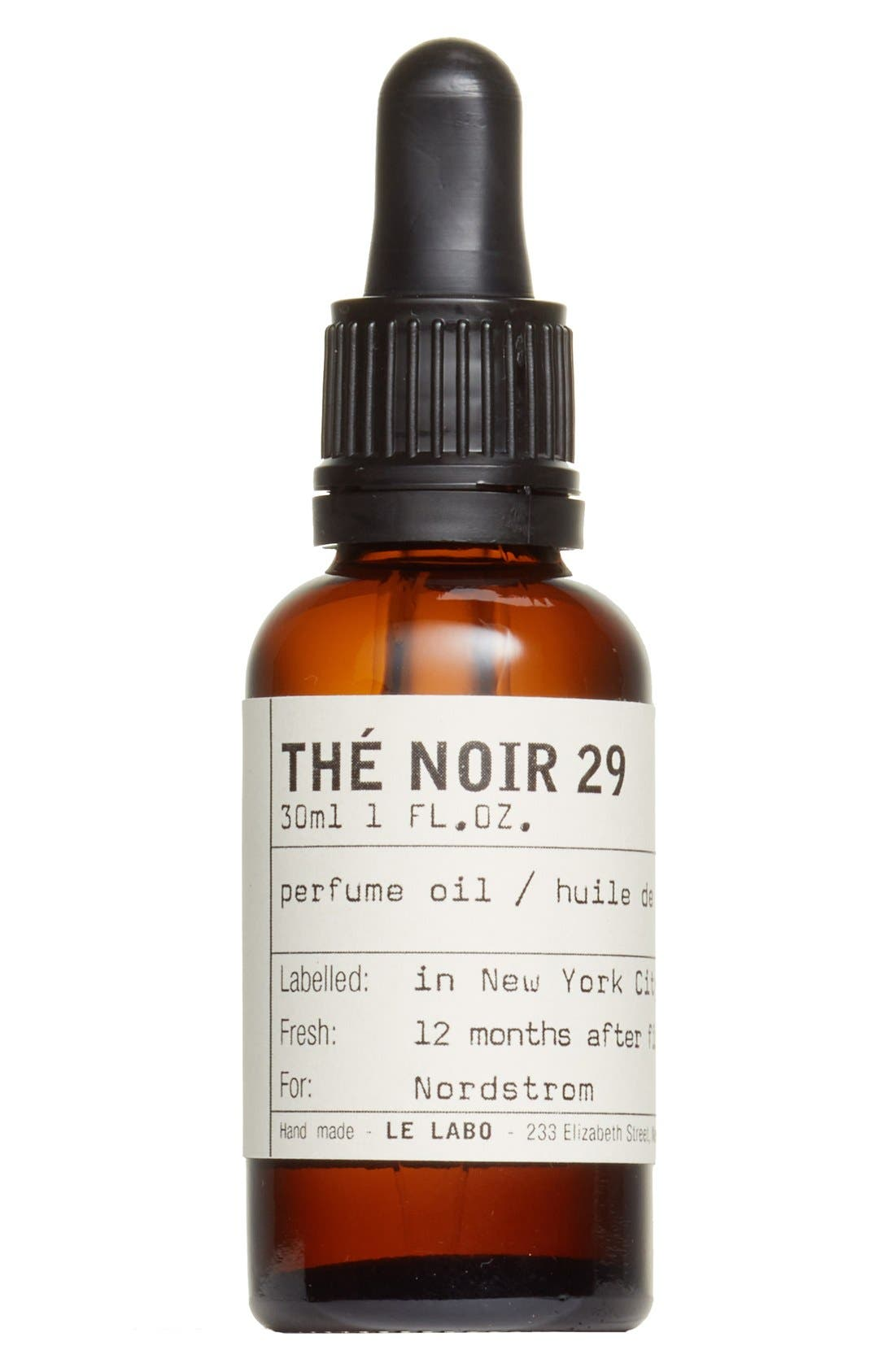 'Thé Noir 29' Perfume Oil,                         Main,                         color, NO COLOR