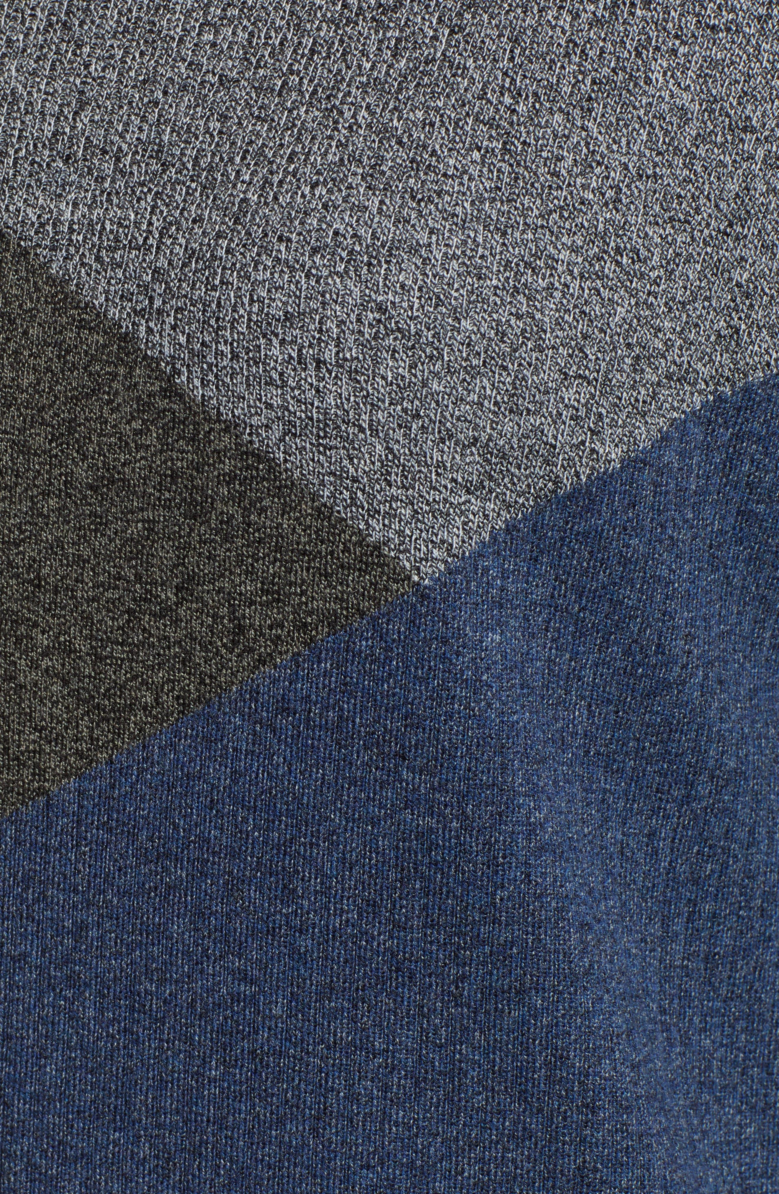 Laid Back Sweater Dress,                             Alternate thumbnail 6, color,                             090