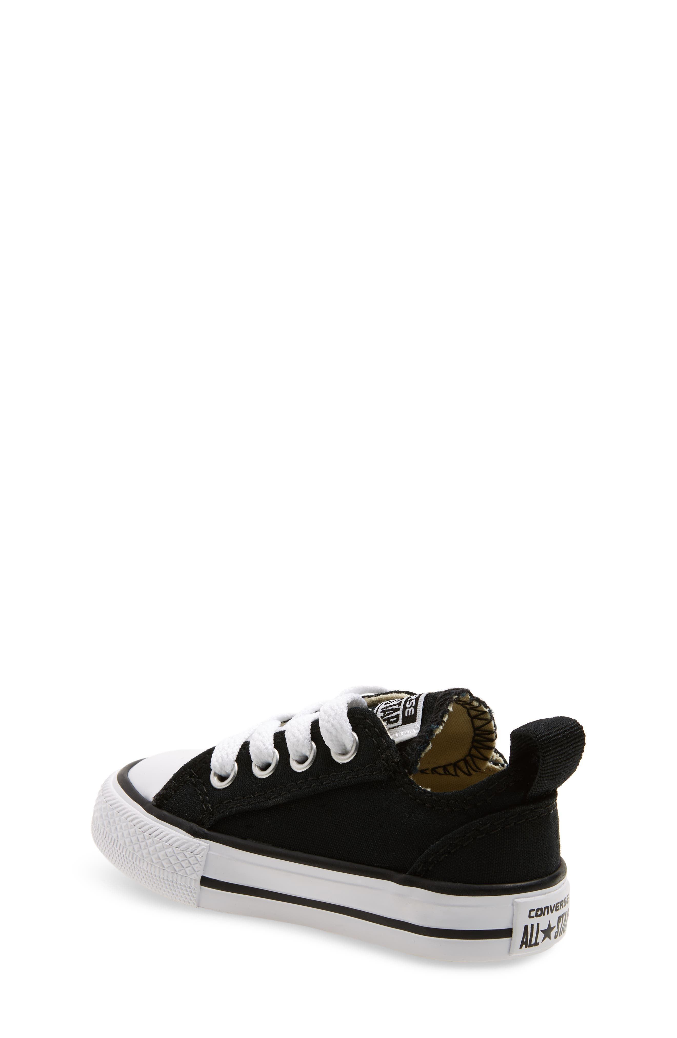 Chuck Taylor<sup>®</sup> All Star<sup>®</sup> Simple Low-Top Sneaker,                             Alternate thumbnail 2, color,                             001
